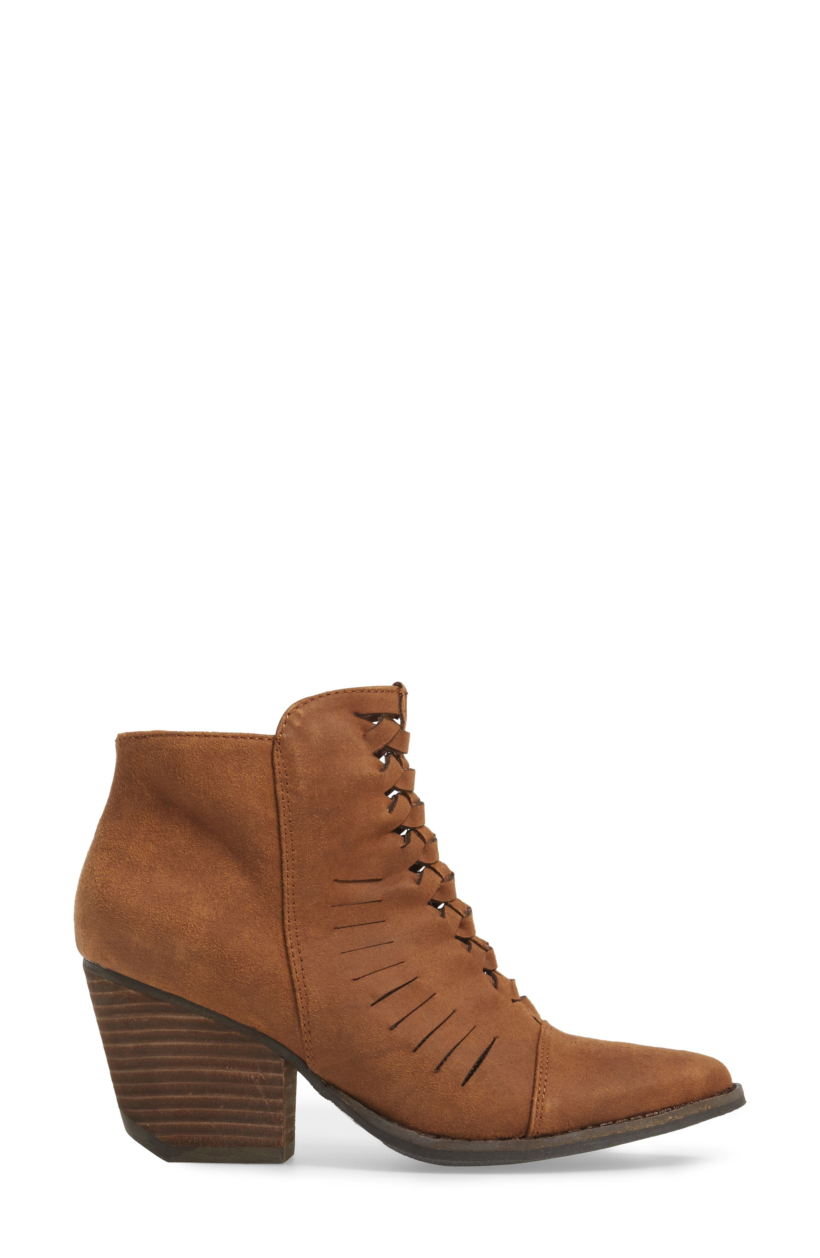 Ally Woven Bootie,                             Alternate thumbnail 9, color,