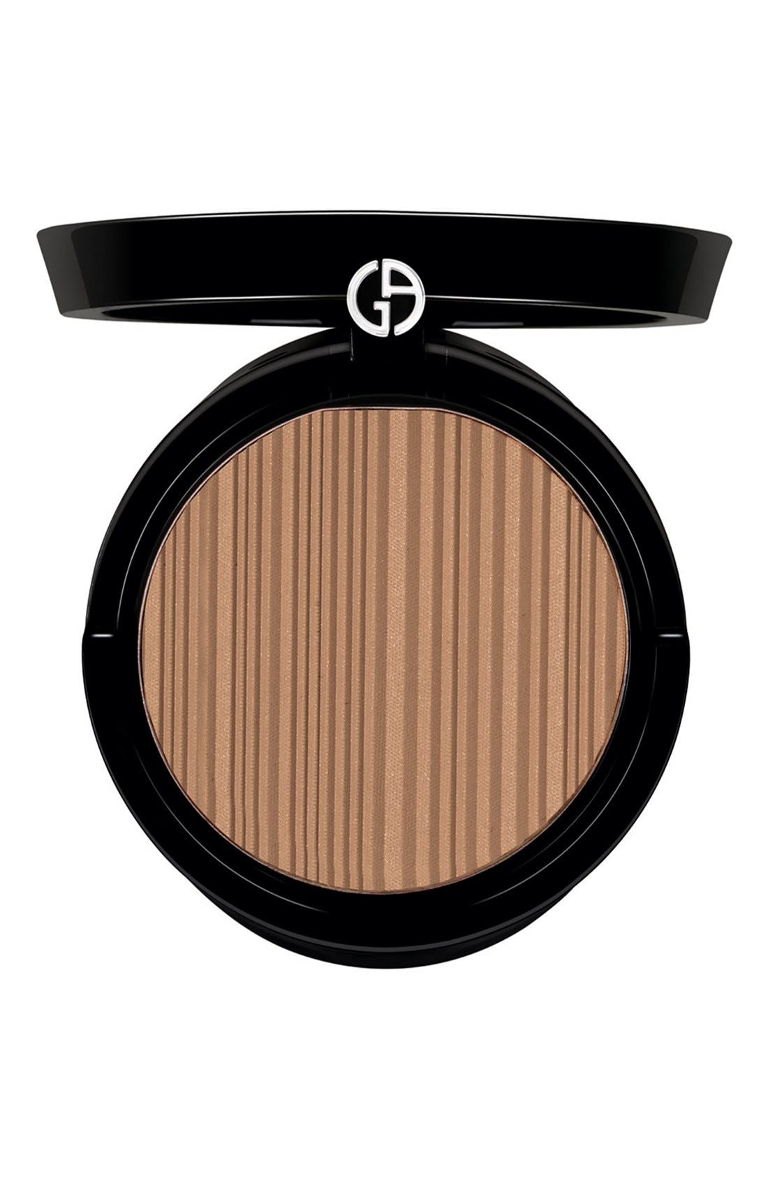 'Sun Fabric' Bronzer,                             Main thumbnail 2, color,