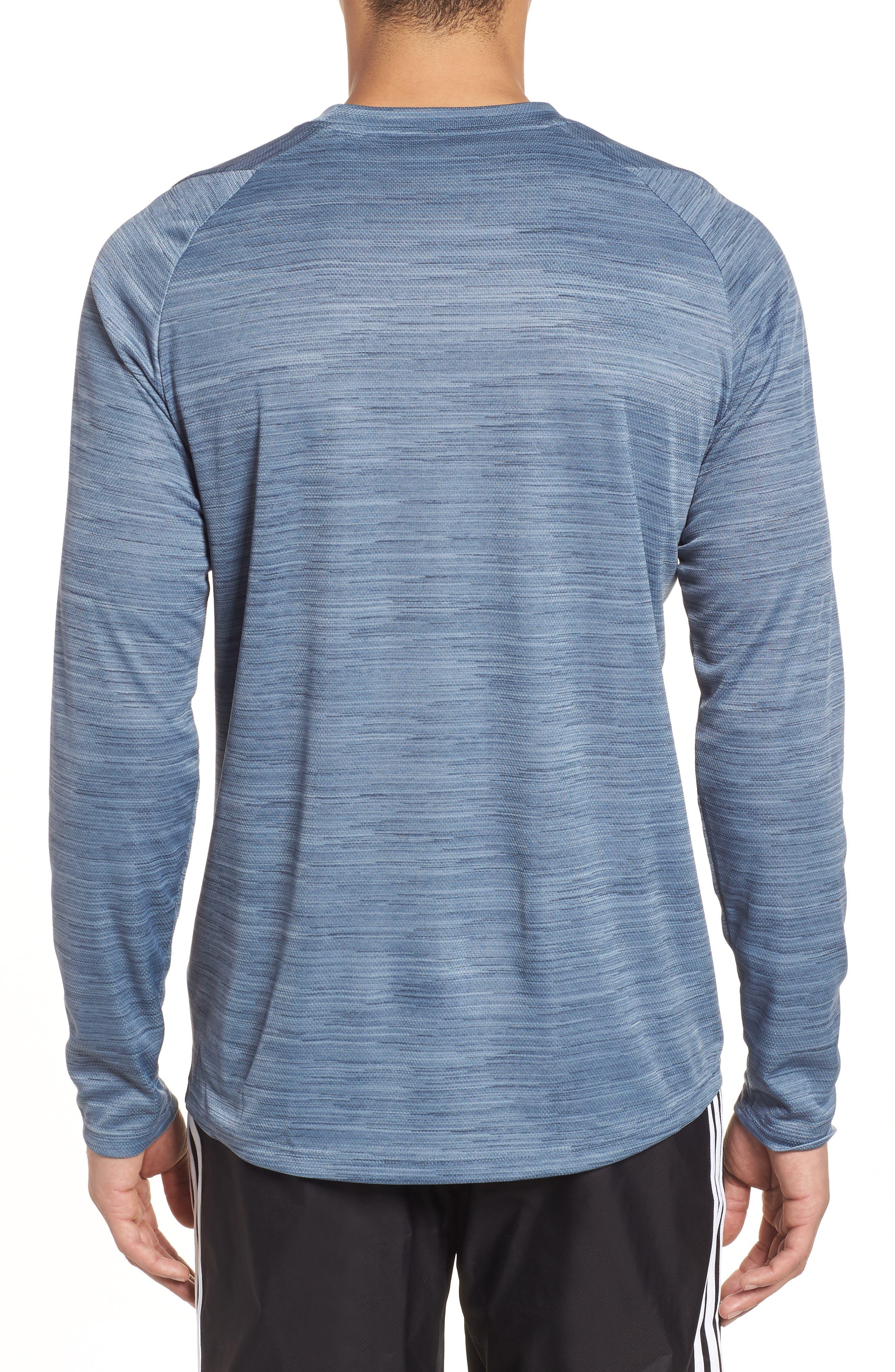 Ultimate Tech Long Sleeve T-Shirt,                             Alternate thumbnail 4, color,