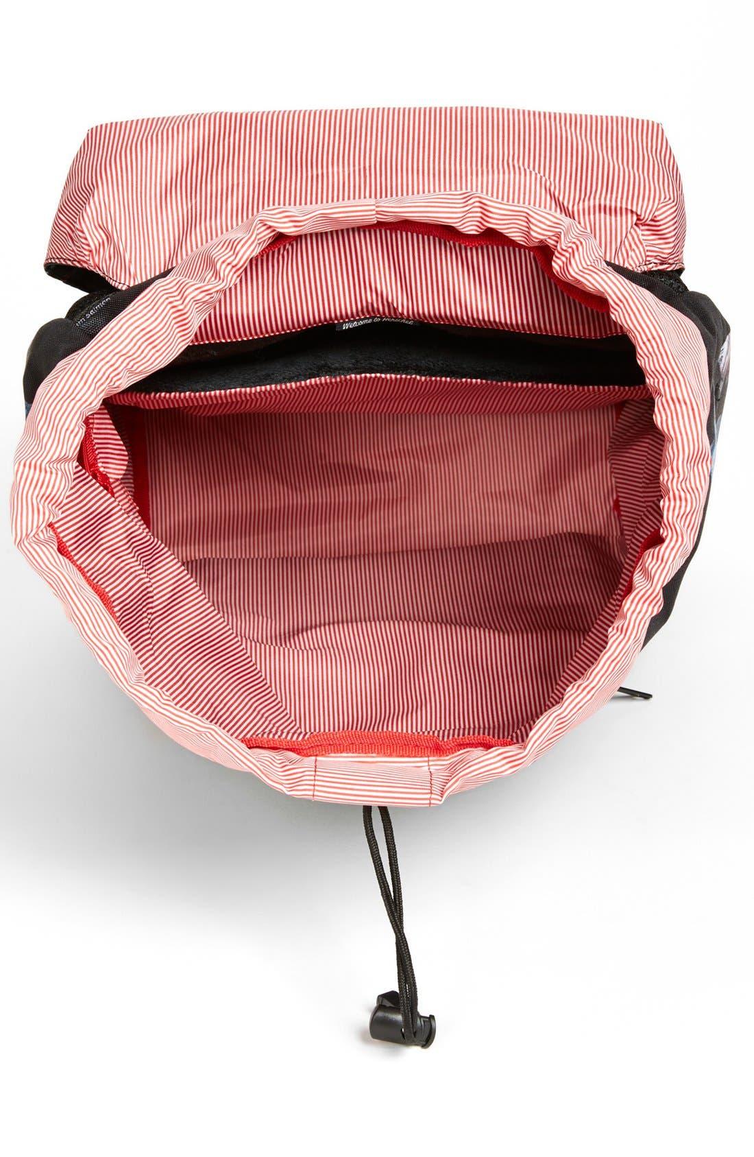 Little America Backpack,                             Alternate thumbnail 4, color,                             003