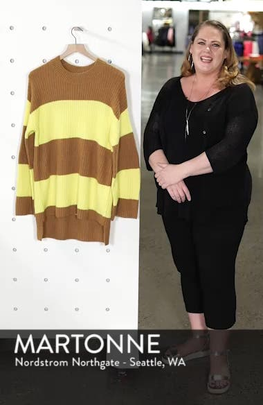 Rugby Stripe Sweater, sales video thumbnail
