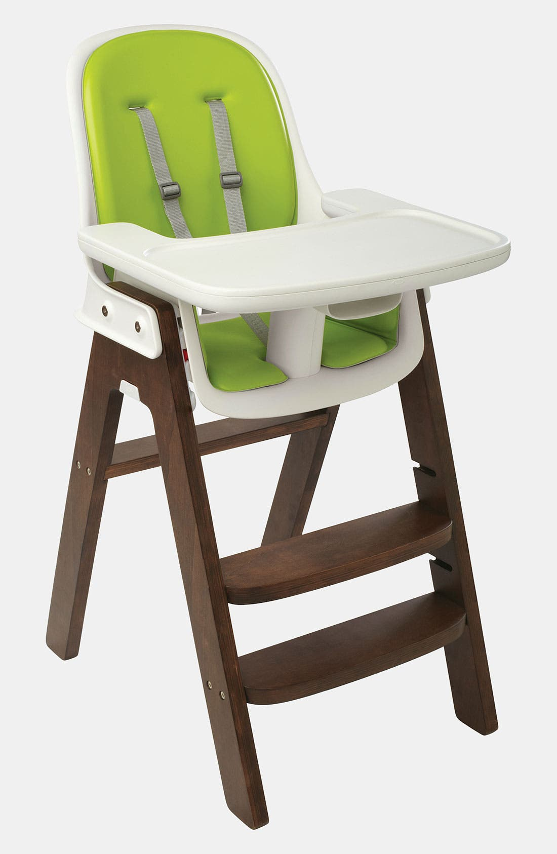 'Sprout' Chair,                             Alternate thumbnail 7, color,                             GREEN/ WALNUT