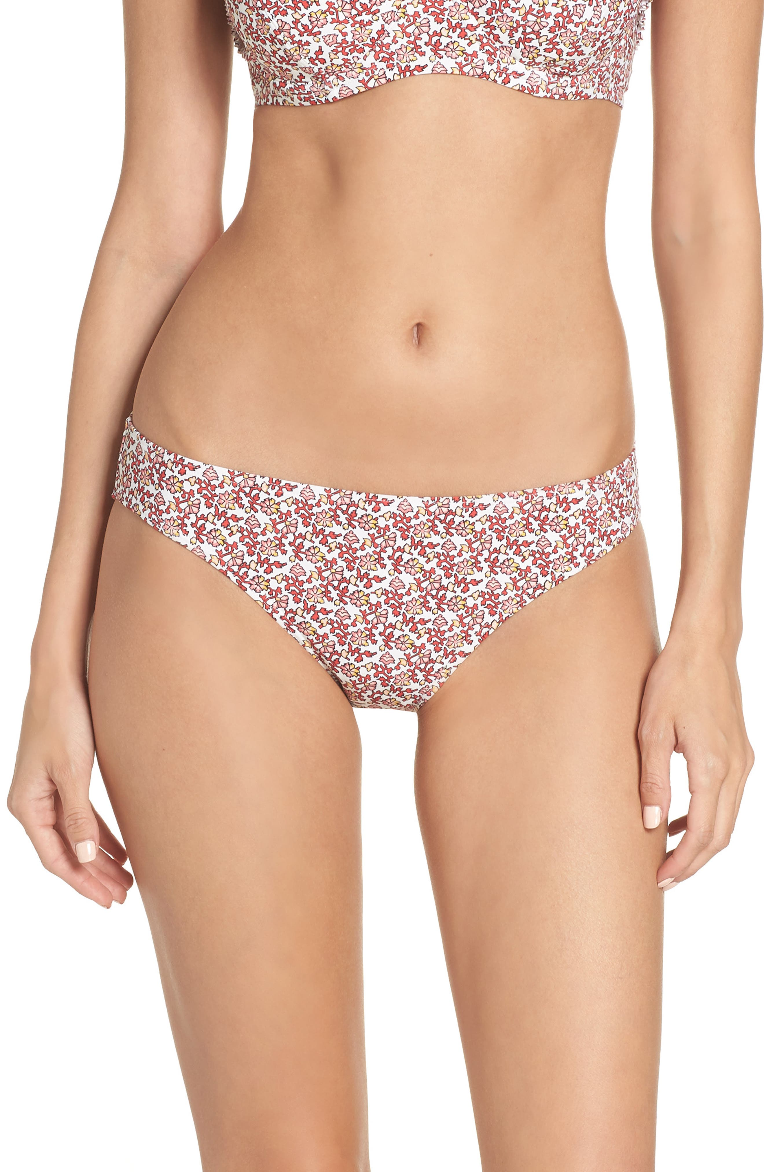 Wild Pansy Hipster Bikini Bottoms in Wild Pansy Mini