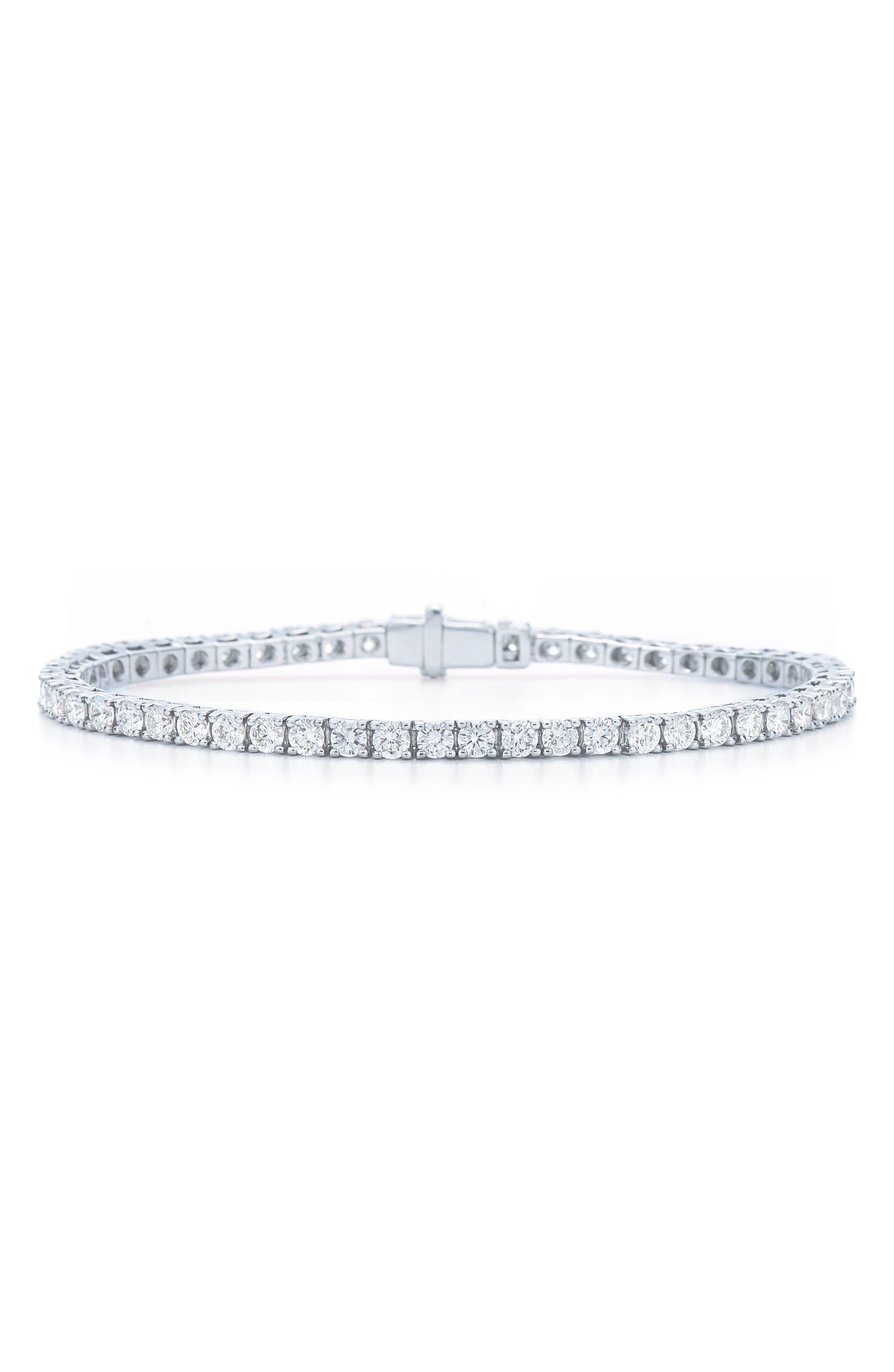 Riviera Diamond Line Bracelet,                             Main thumbnail 1, color,                             711