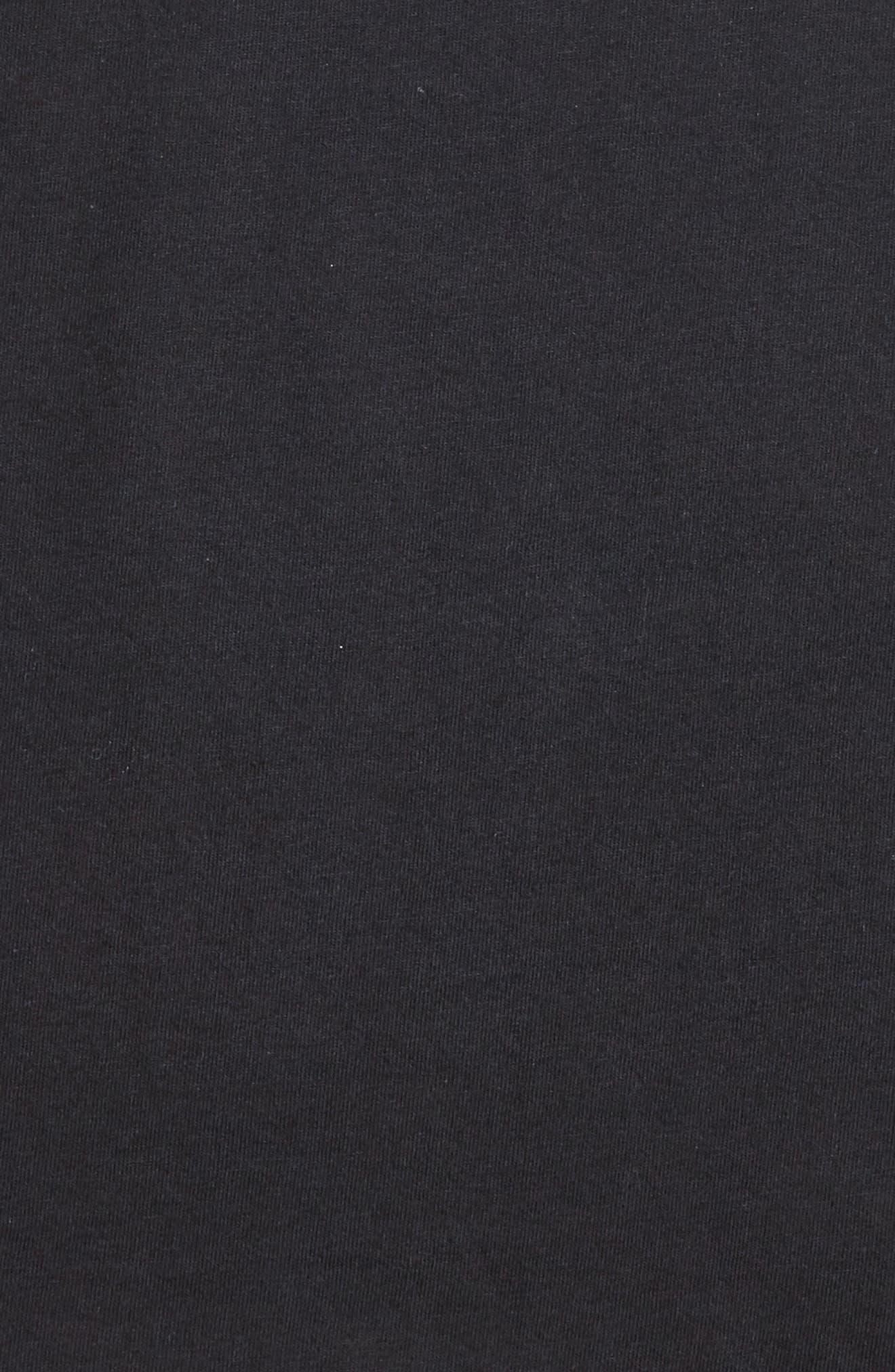 Pitcher Logo T-Shirt,                             Alternate thumbnail 2, color,                             001
