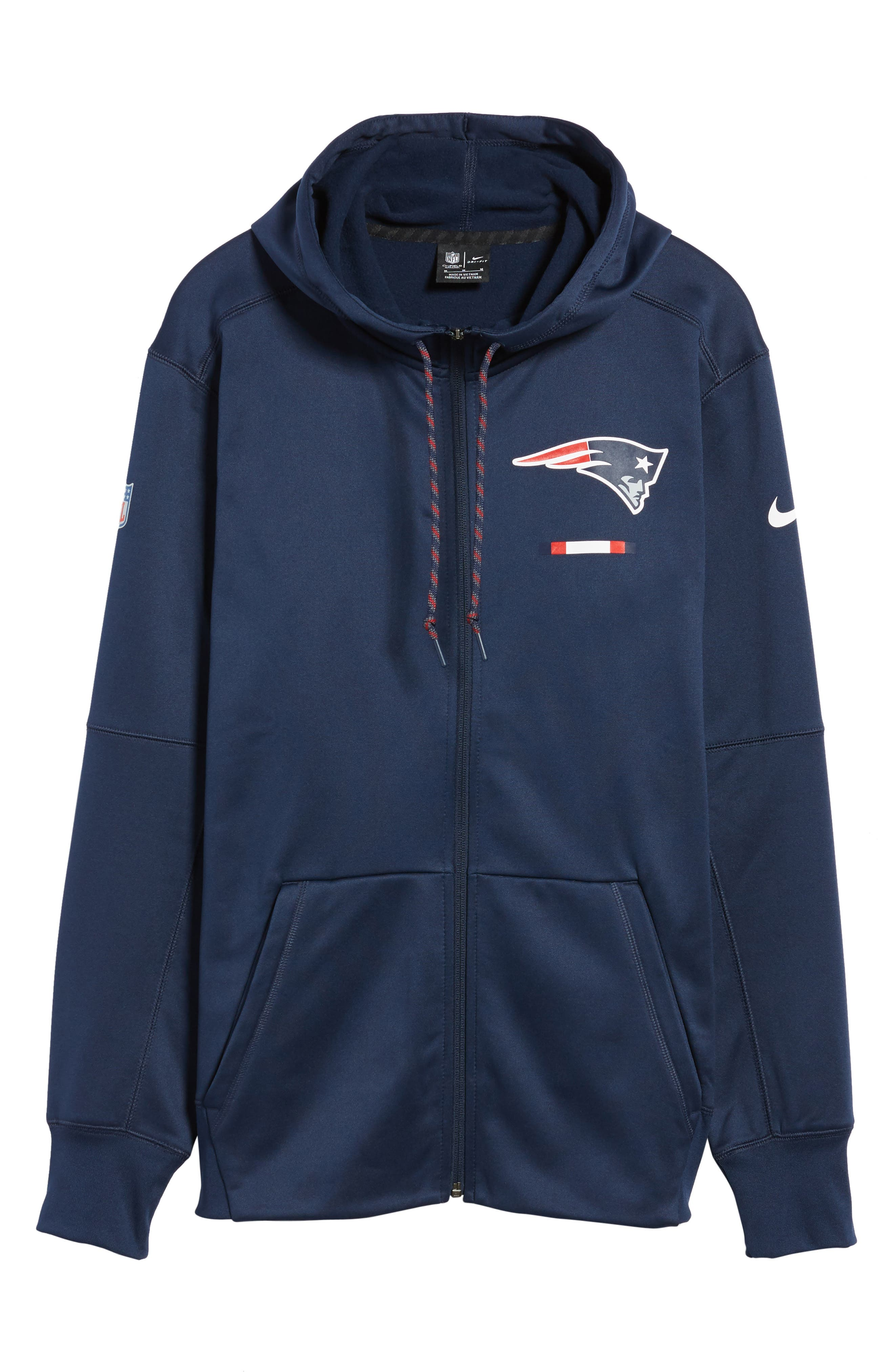 Therma-FIT NFL Graphic Zip Hoodie,                             Alternate thumbnail 36, color,