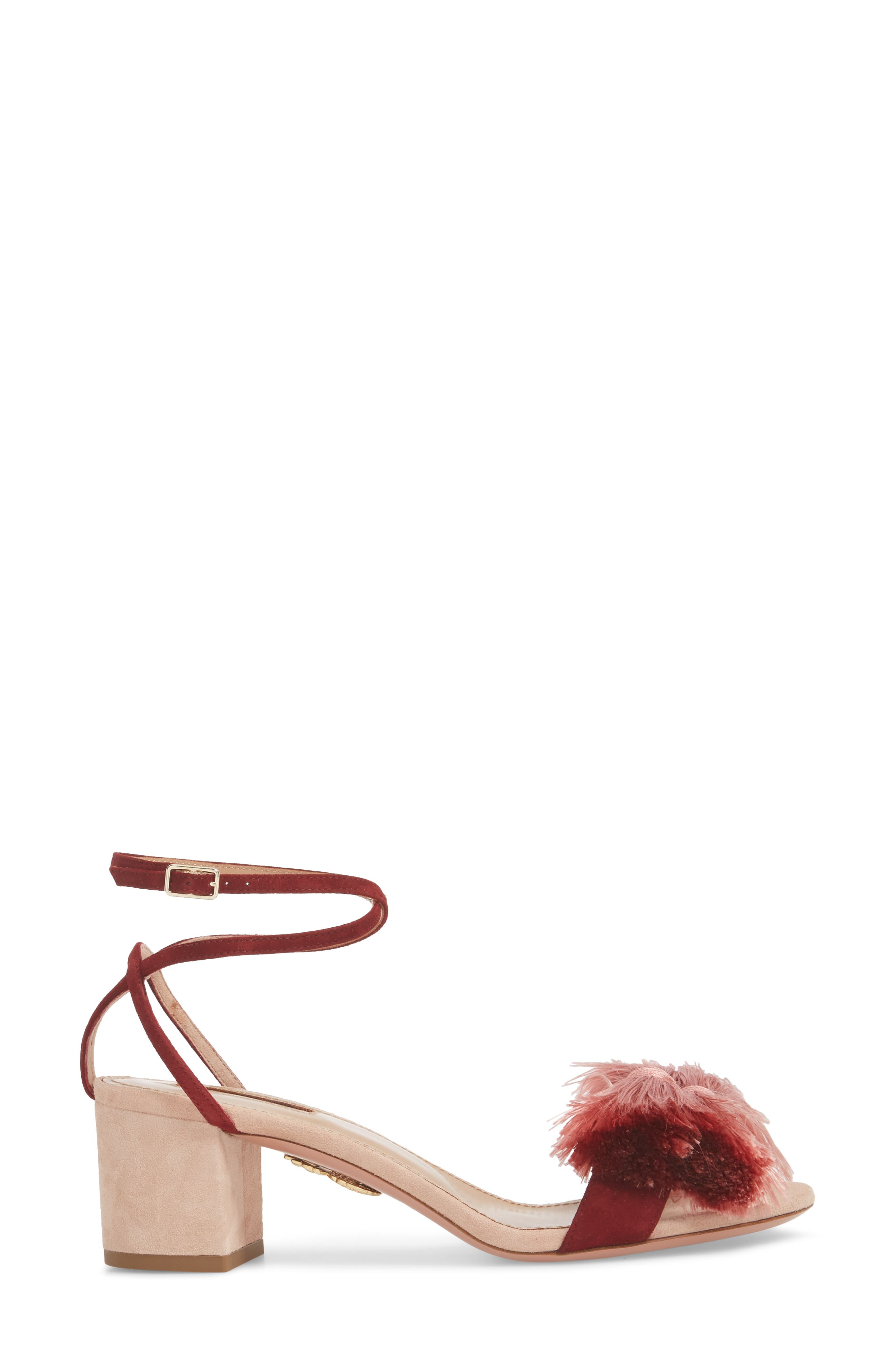 Lotus Blossom Sandal,                             Alternate thumbnail 3, color,                             601