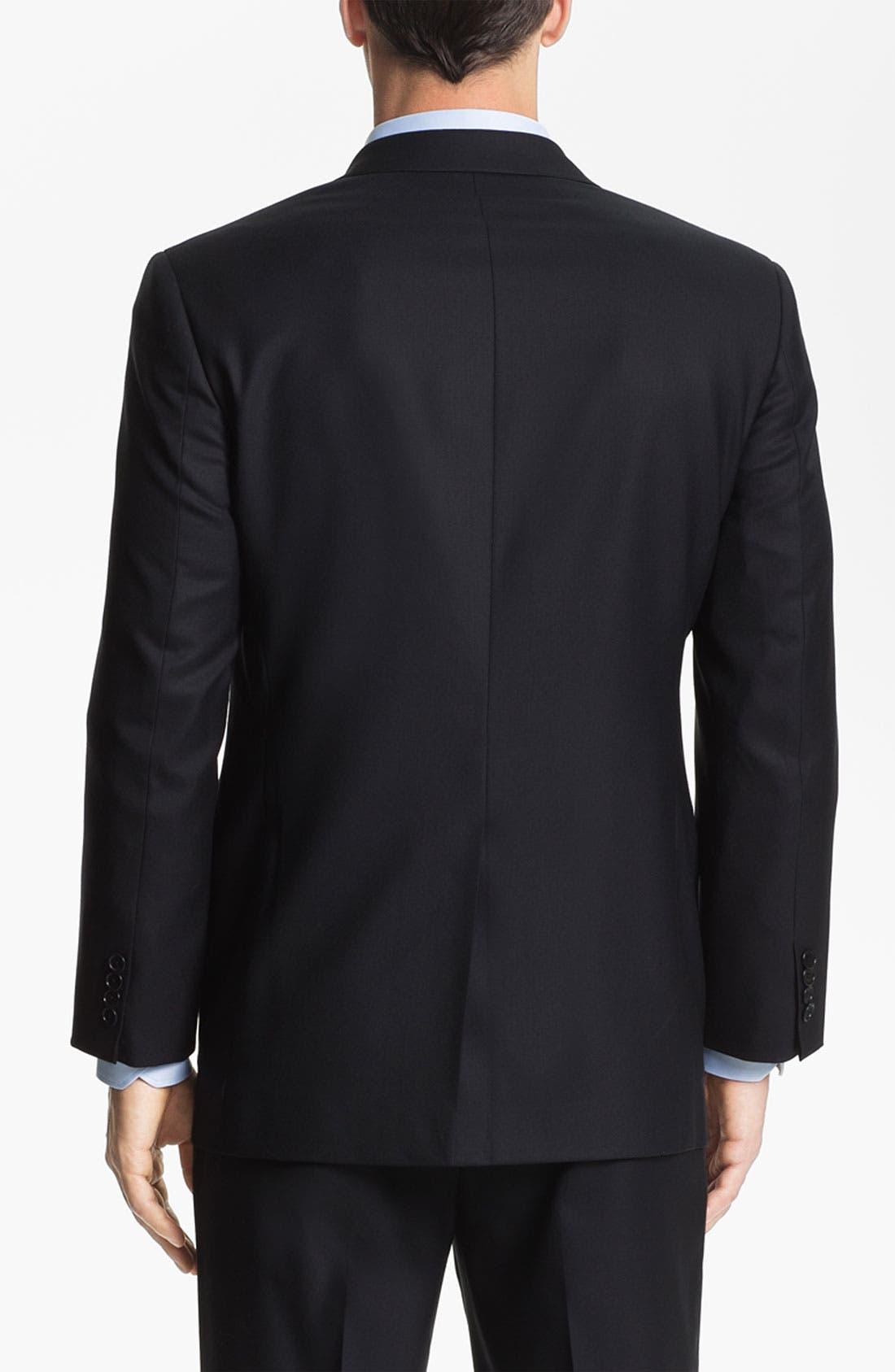 'Madison' Wool Suit,                             Alternate thumbnail 2, color,                             410