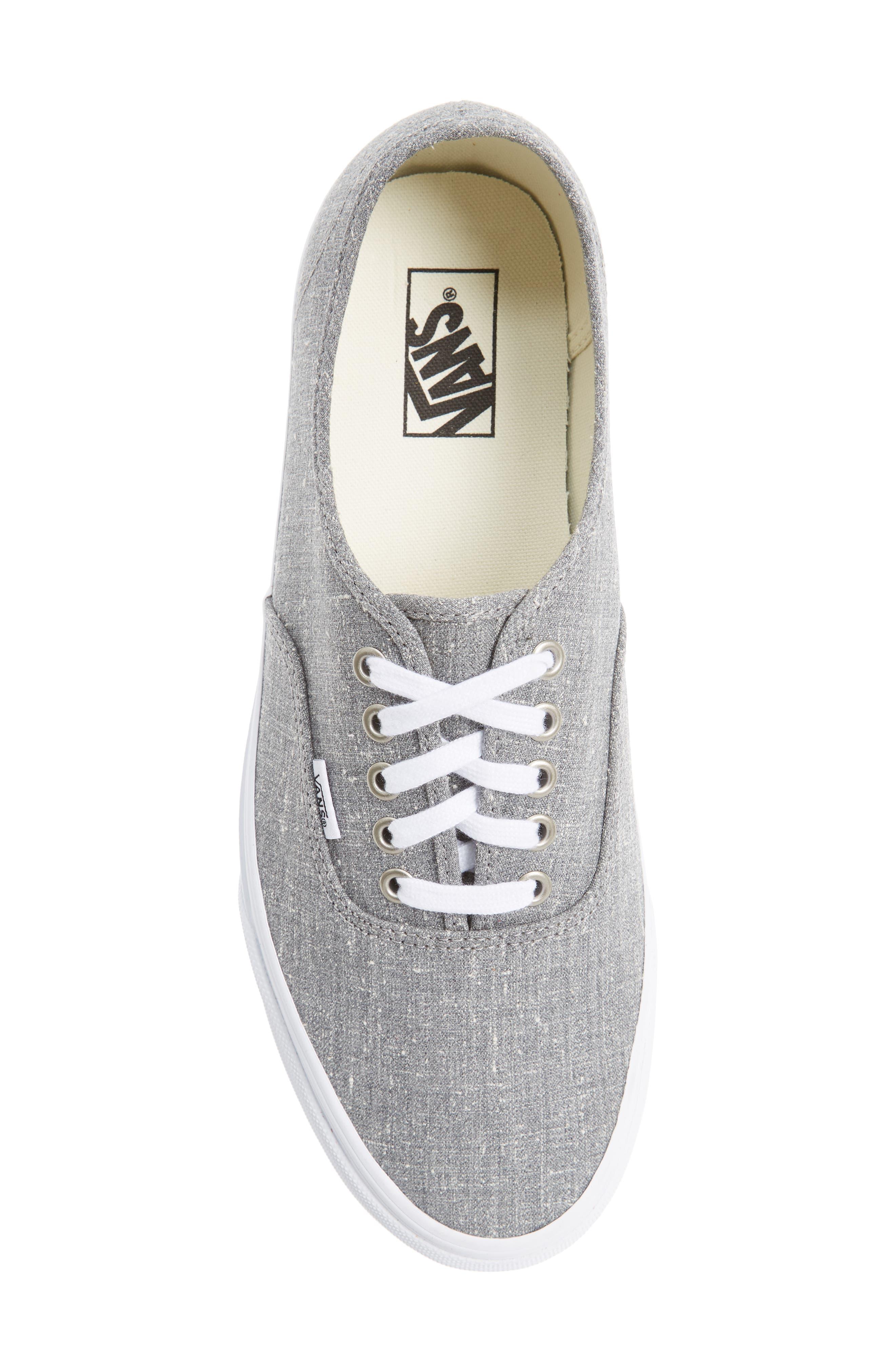 Authentic Sneaker,                             Alternate thumbnail 5, color,                             030