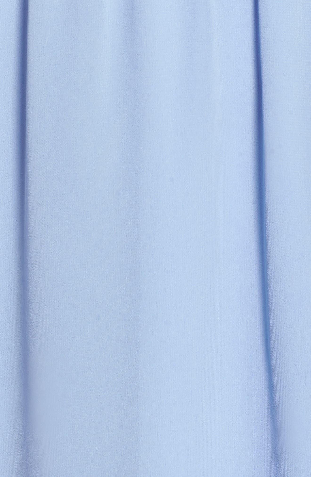Blouson Chiffon Skater Dress,                             Alternate thumbnail 206, color,