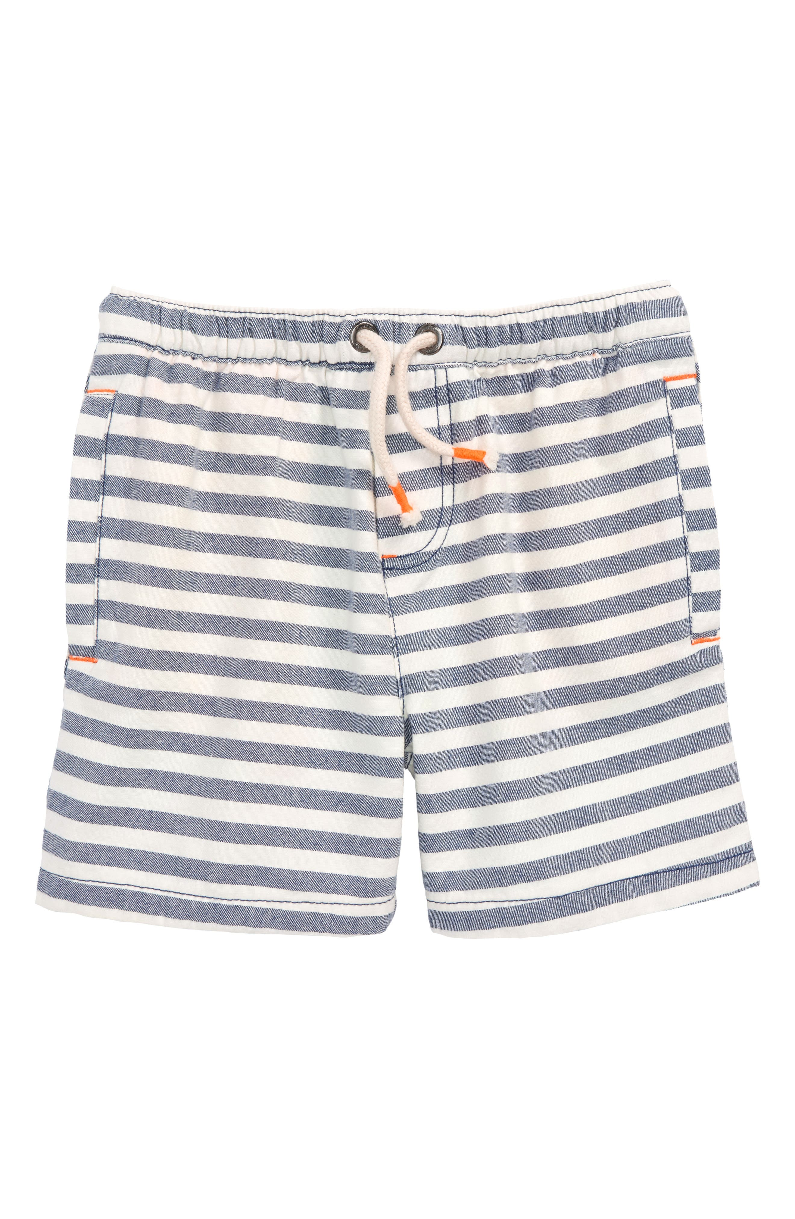 Stripe Drawstring Shorts,                         Main,                         color, 414
