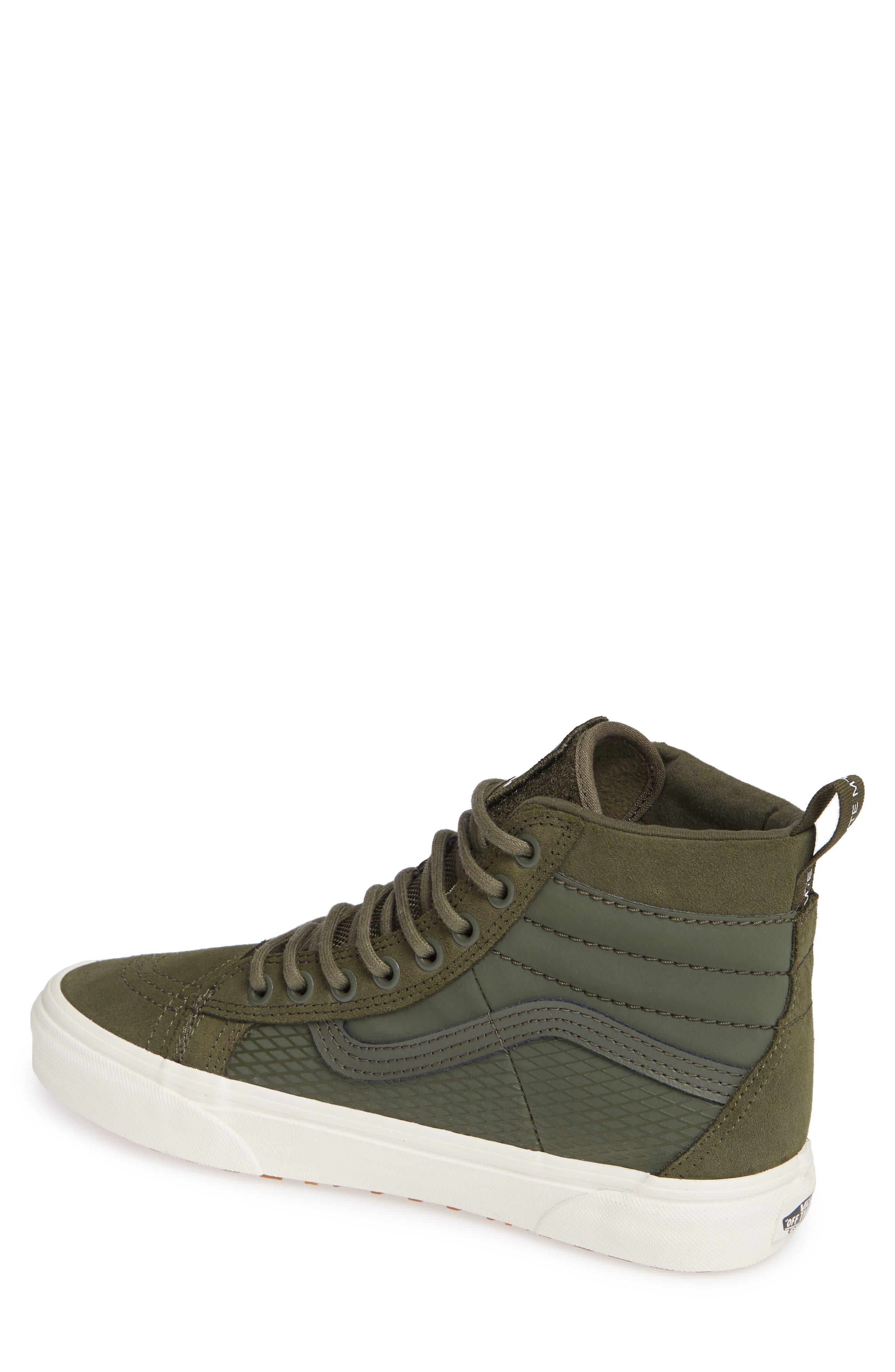 Sk8-Hi 46 MTE DX Sneaker,                             Alternate thumbnail 2, color,                             GRAPE LEAF