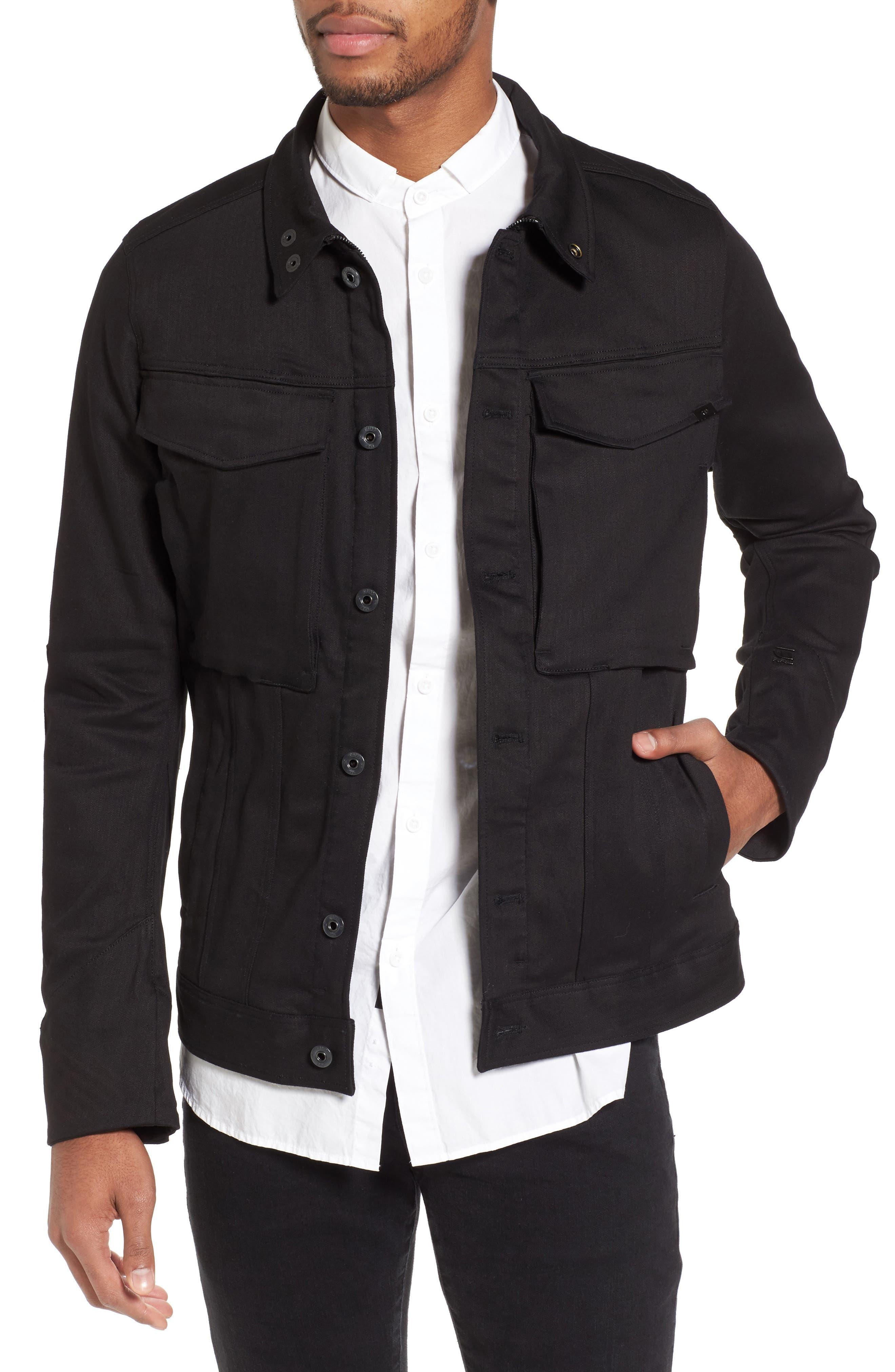 Vodan 3D Slim Jacket,                             Main thumbnail 1, color,                             401