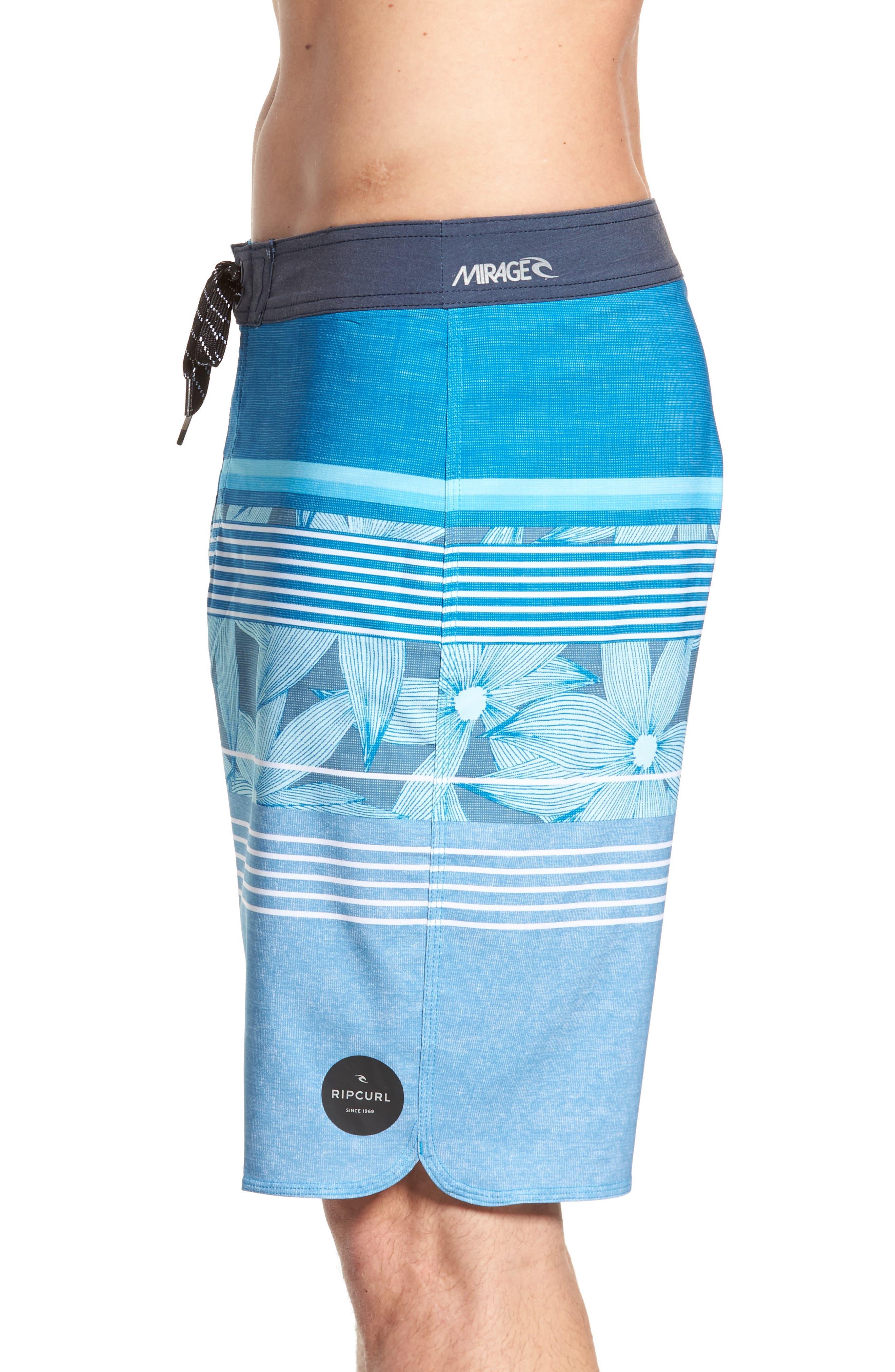 Mirage Shake Up Board Shorts,                             Alternate thumbnail 4, color,                             400