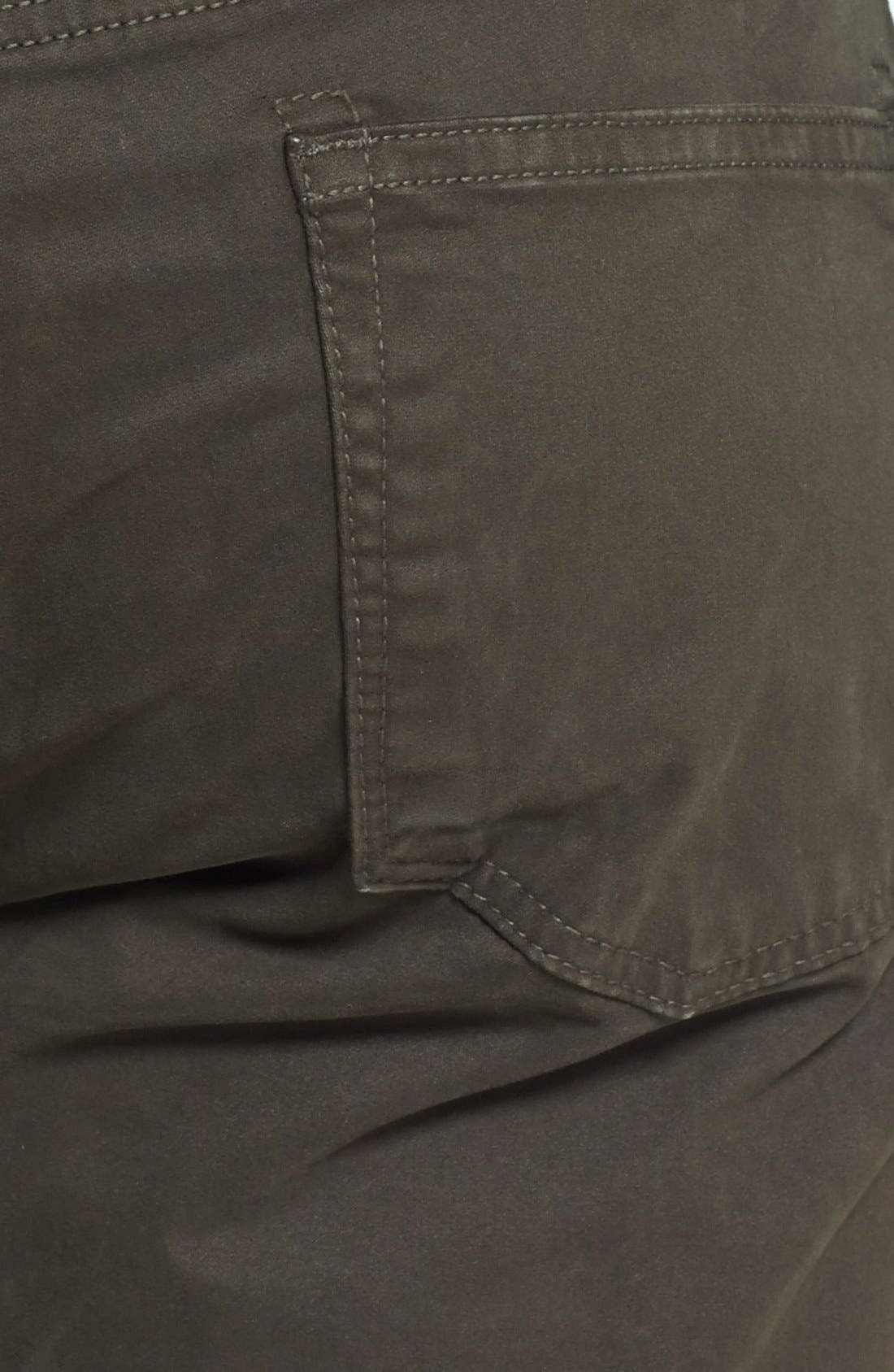 'Kane' Slim Fit Cotton Twill Pants,                             Alternate thumbnail 66, color,
