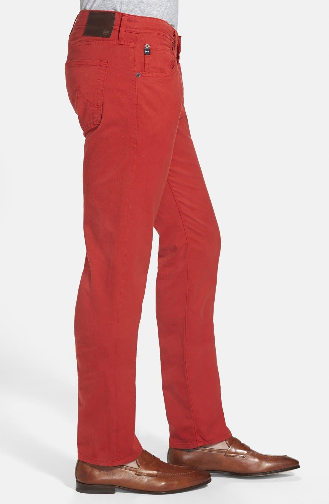 'Matchbox BES' Slim Fit Pants,                             Alternate thumbnail 88, color,