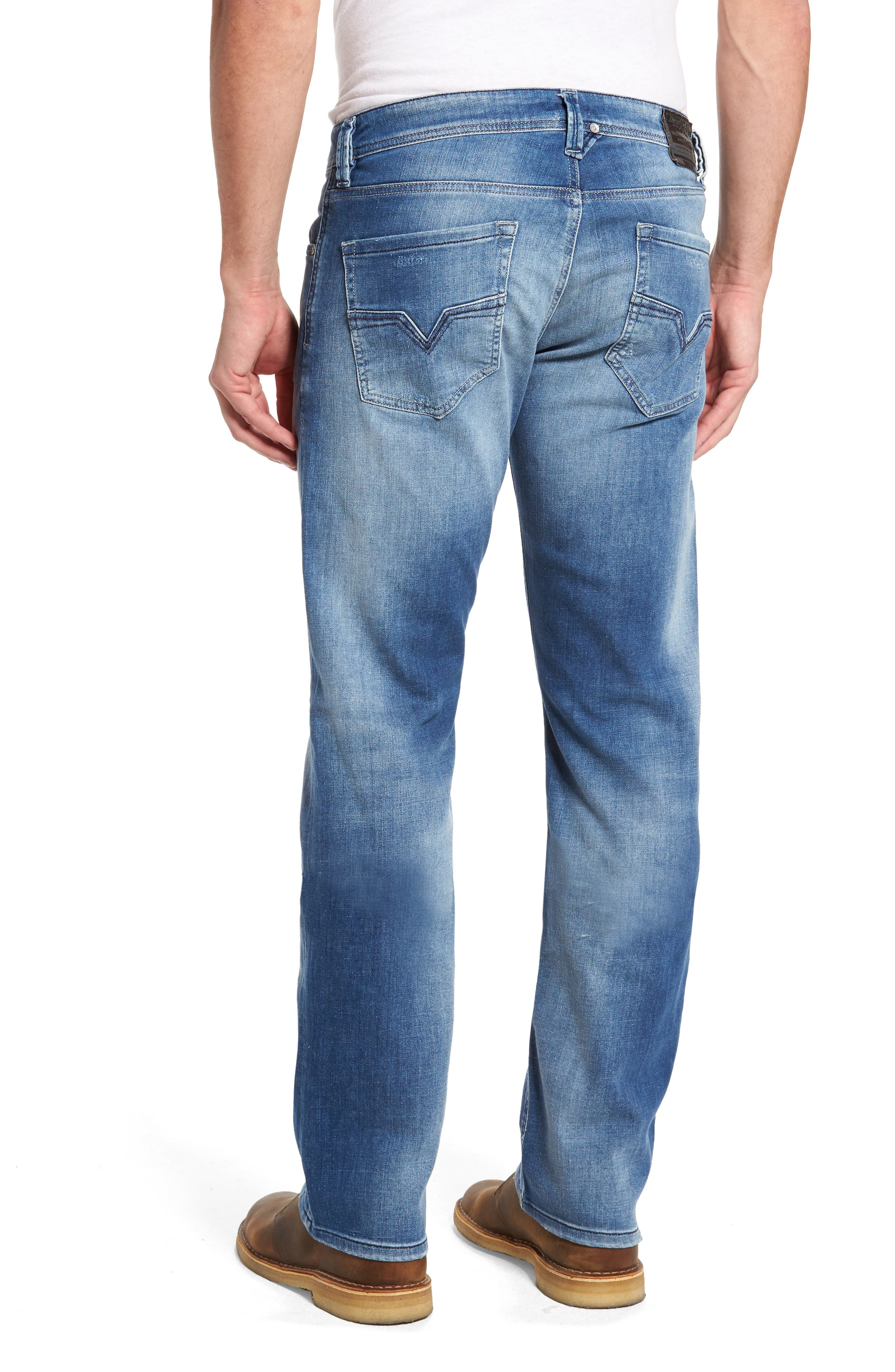 Larkee Relaxed Fit Jeans,                             Alternate thumbnail 2, color,