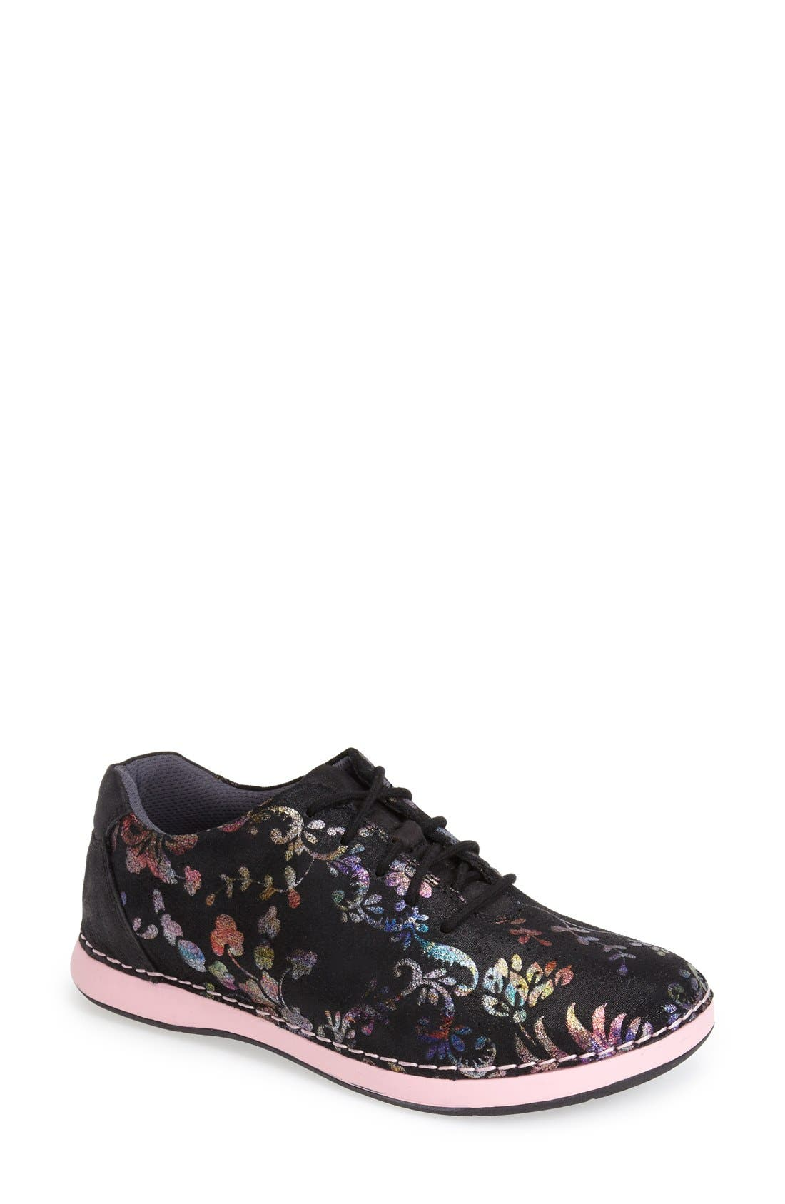 Essence Lace-Up Leather Oxford,                             Main thumbnail 14, color,