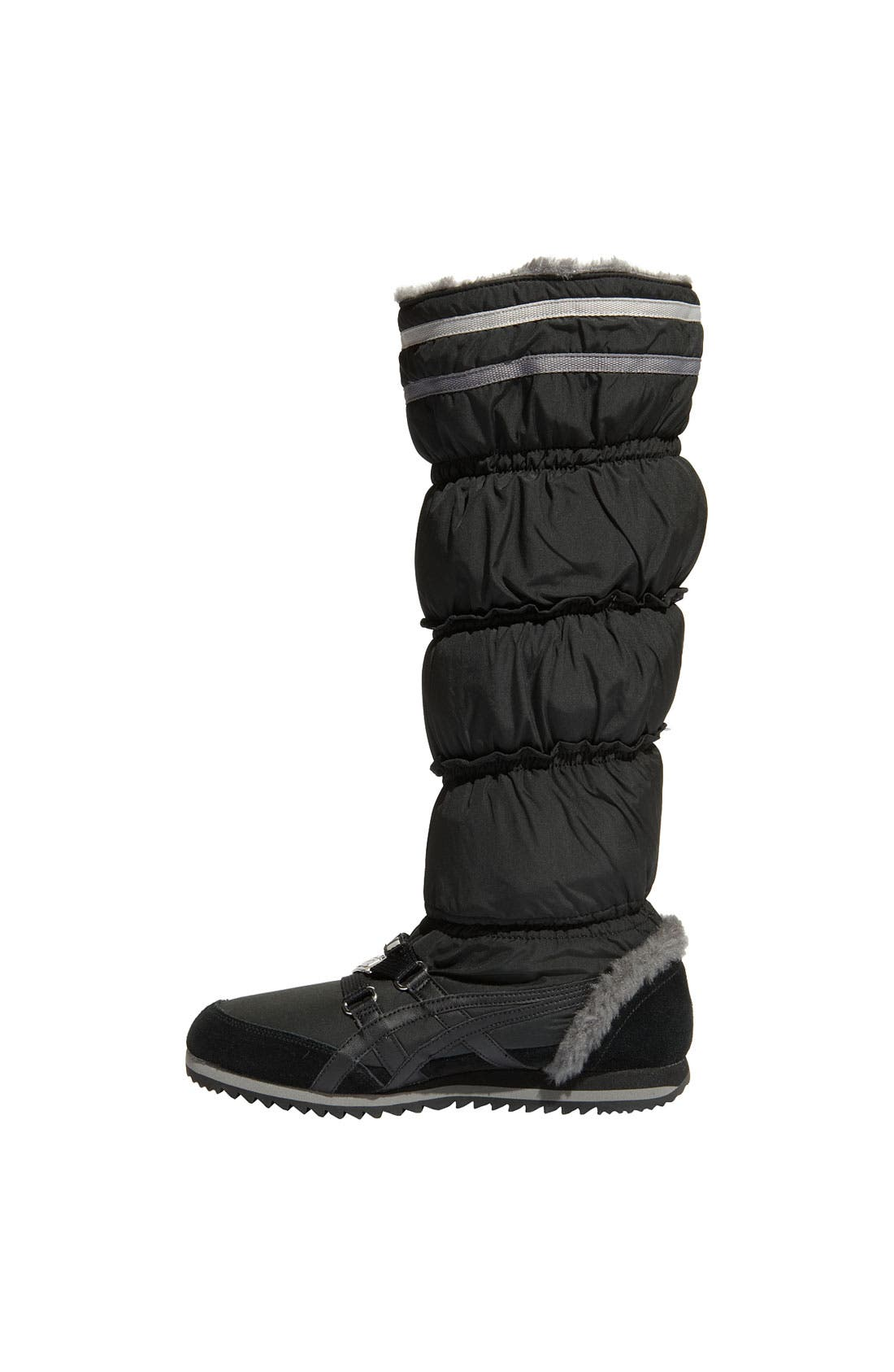 Onitsuka Tiger by ASICS<sup>®</sup> 'Snow Eden' Boot,                             Alternate thumbnail 2, color,                             001