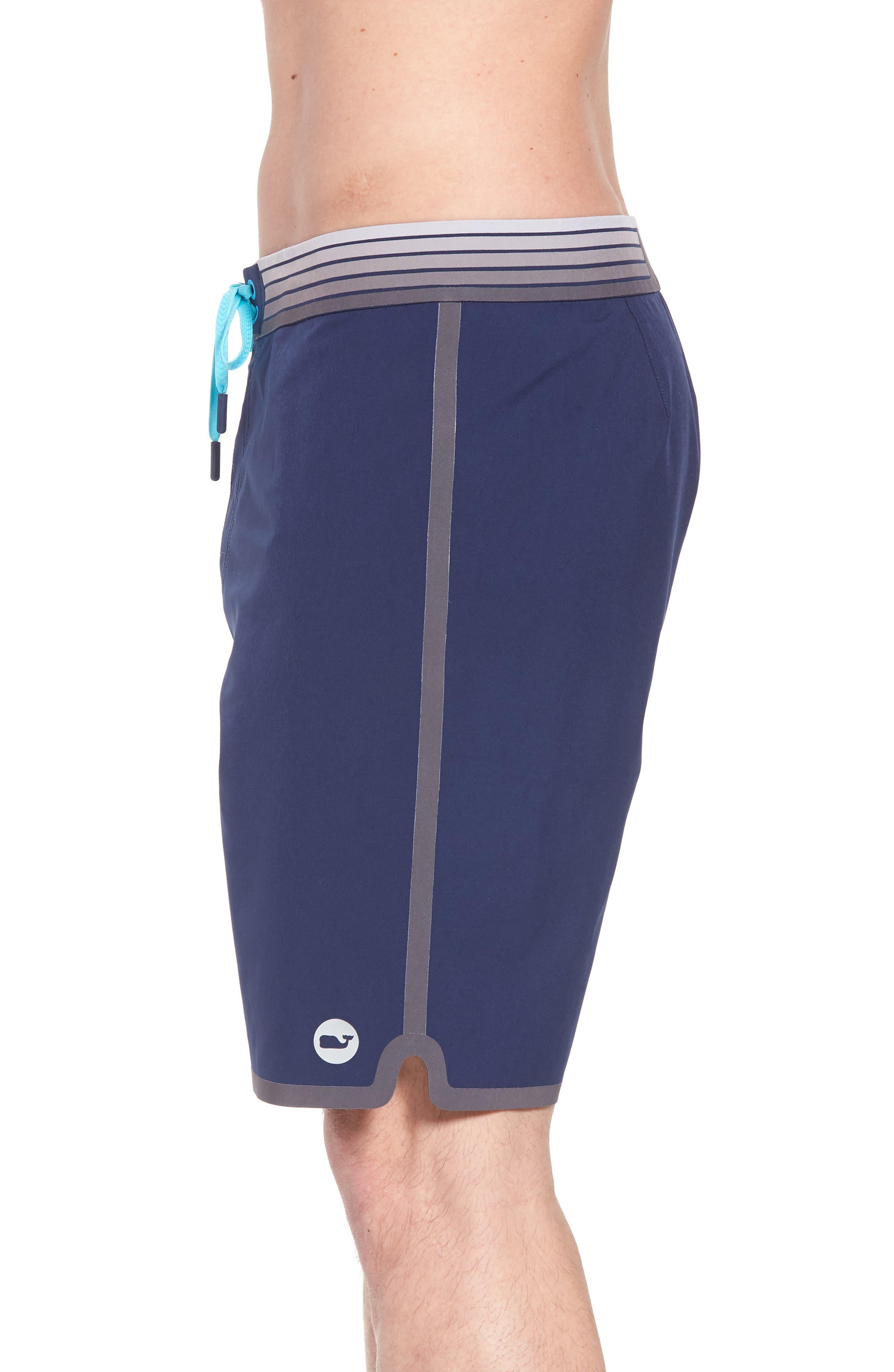 Tilefish Tech Board Shorts,                             Alternate thumbnail 4, color,