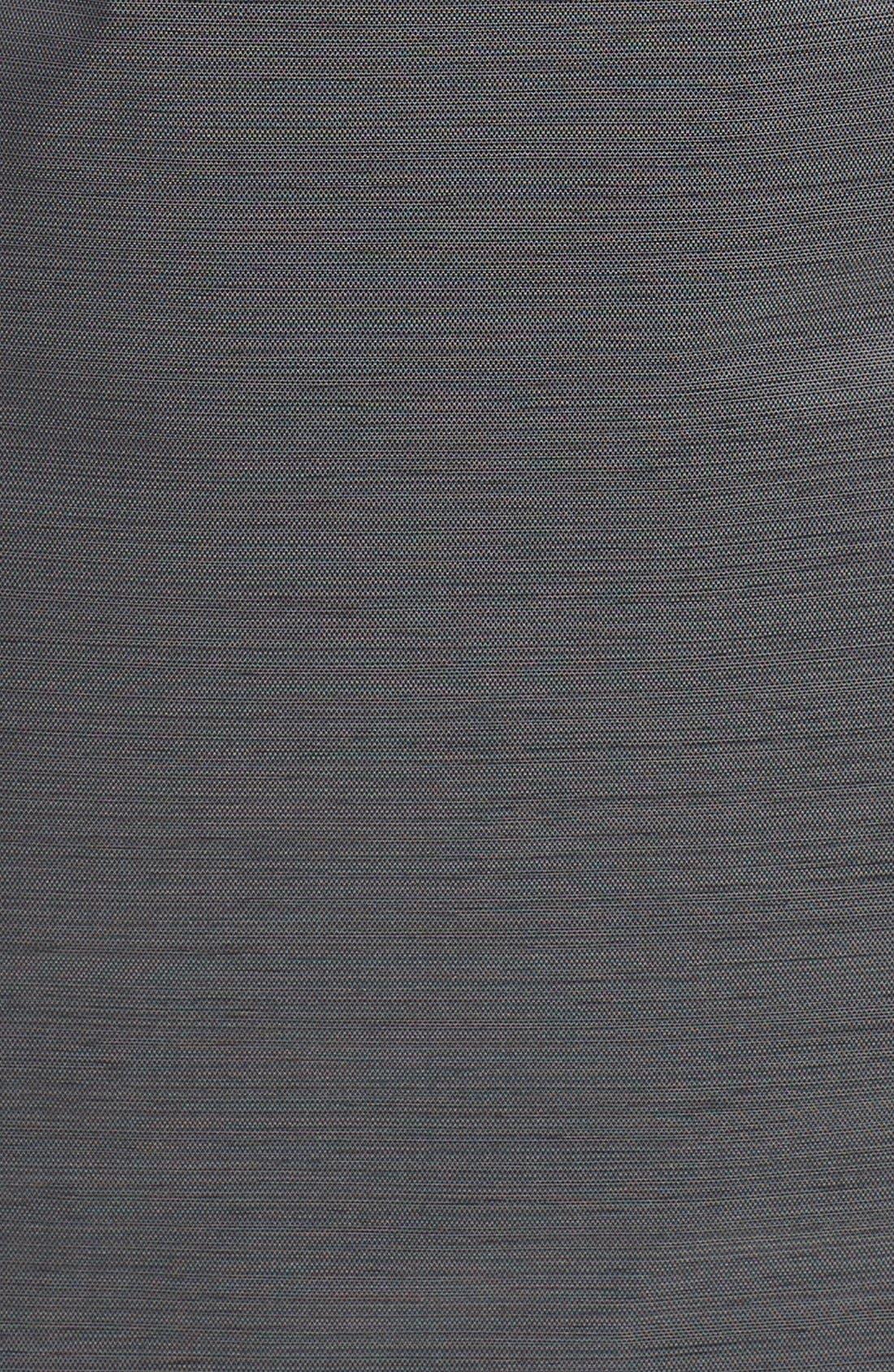 Hilton Waterproof Parka with Faux Fur Trim,                             Alternate thumbnail 6, color,                             001