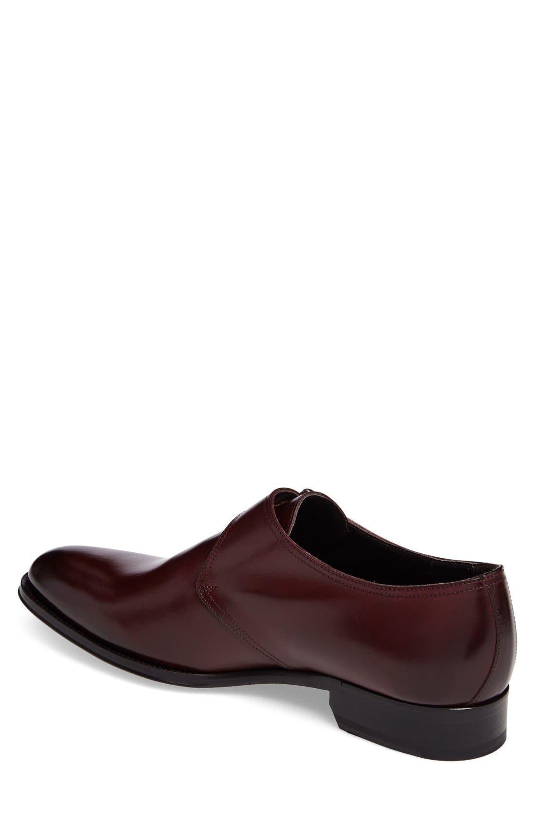 Emmett Monk Strap Shoe,                             Alternate thumbnail 15, color,