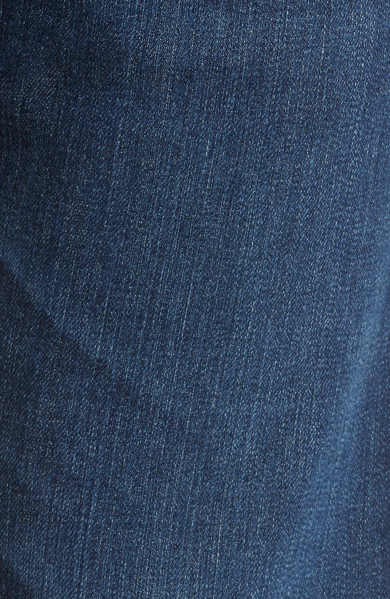 Ives Straight Leg Jeans,                             Alternate thumbnail 5, color,                             438
