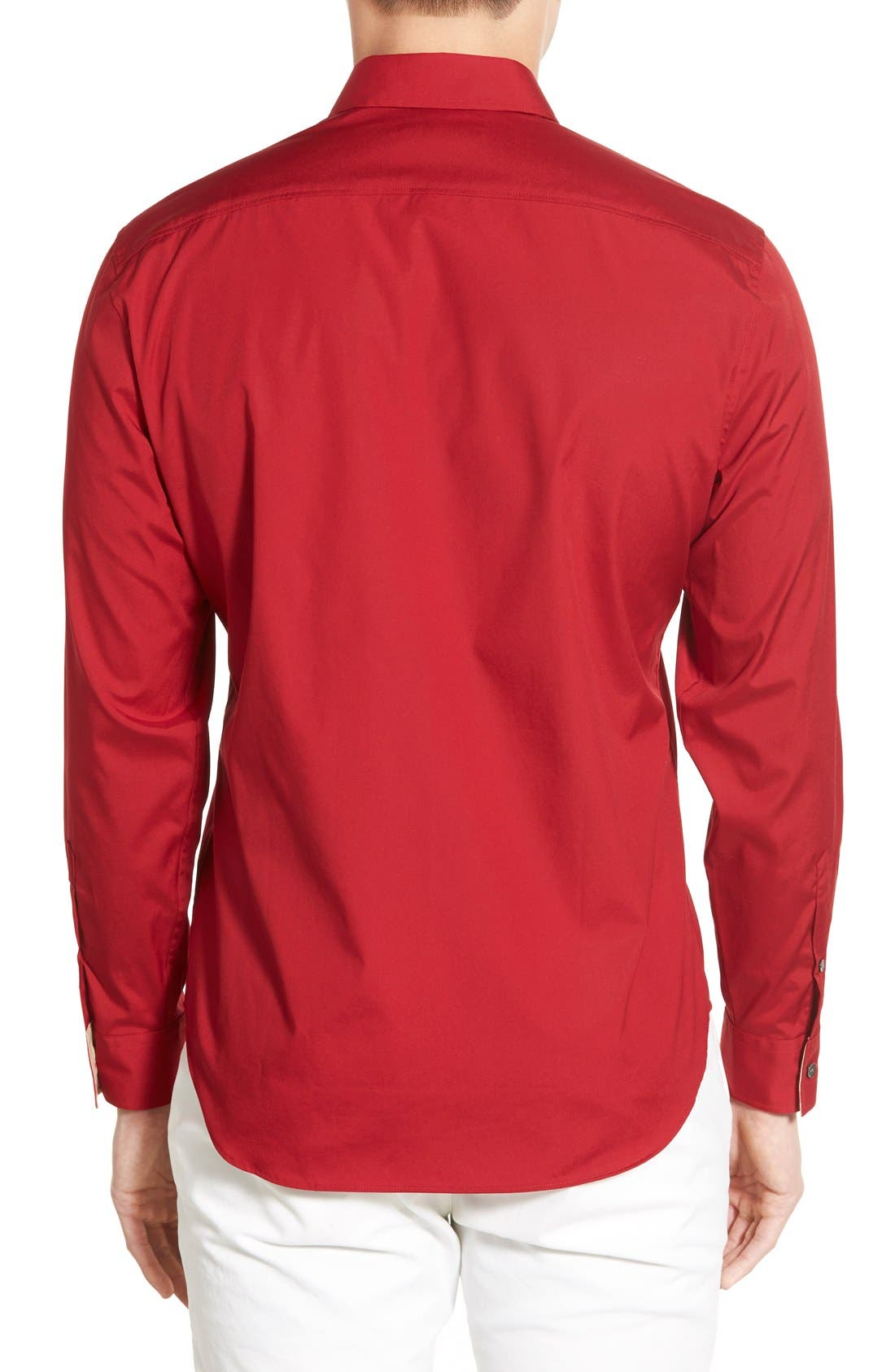 Cambridge Aboyd Sport Shirt,                             Alternate thumbnail 74, color,