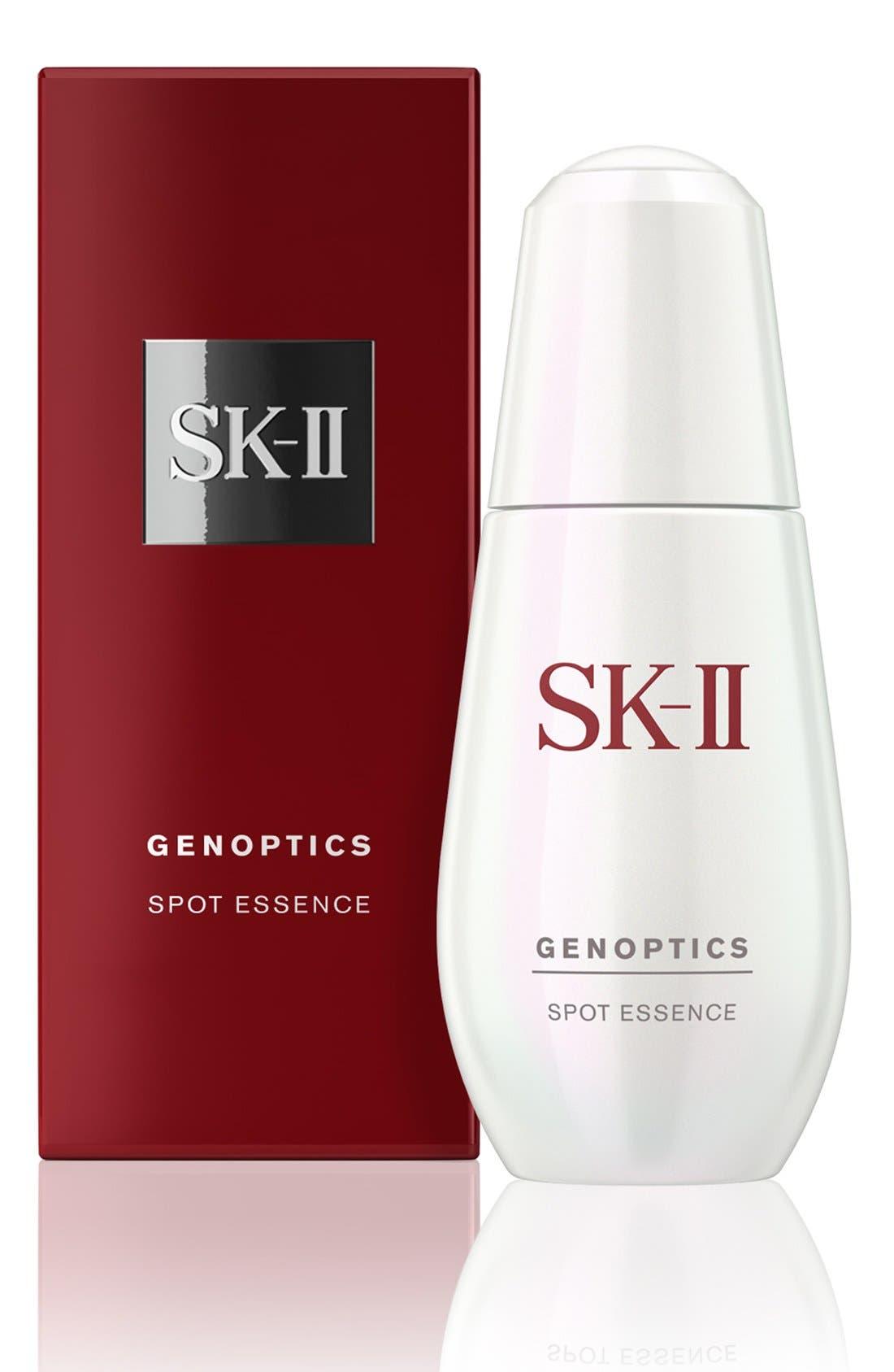 'Genoptics' Spot Essence Serum,                             Alternate thumbnail 6, color,                             NO COLOR