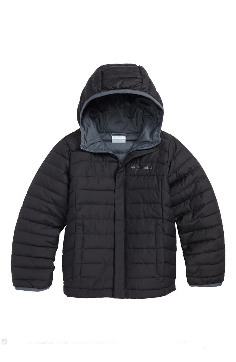 75b11df19c8b Columbia Powder Lite Omni Shield Puffer Jacket (Little Boys   Big ...