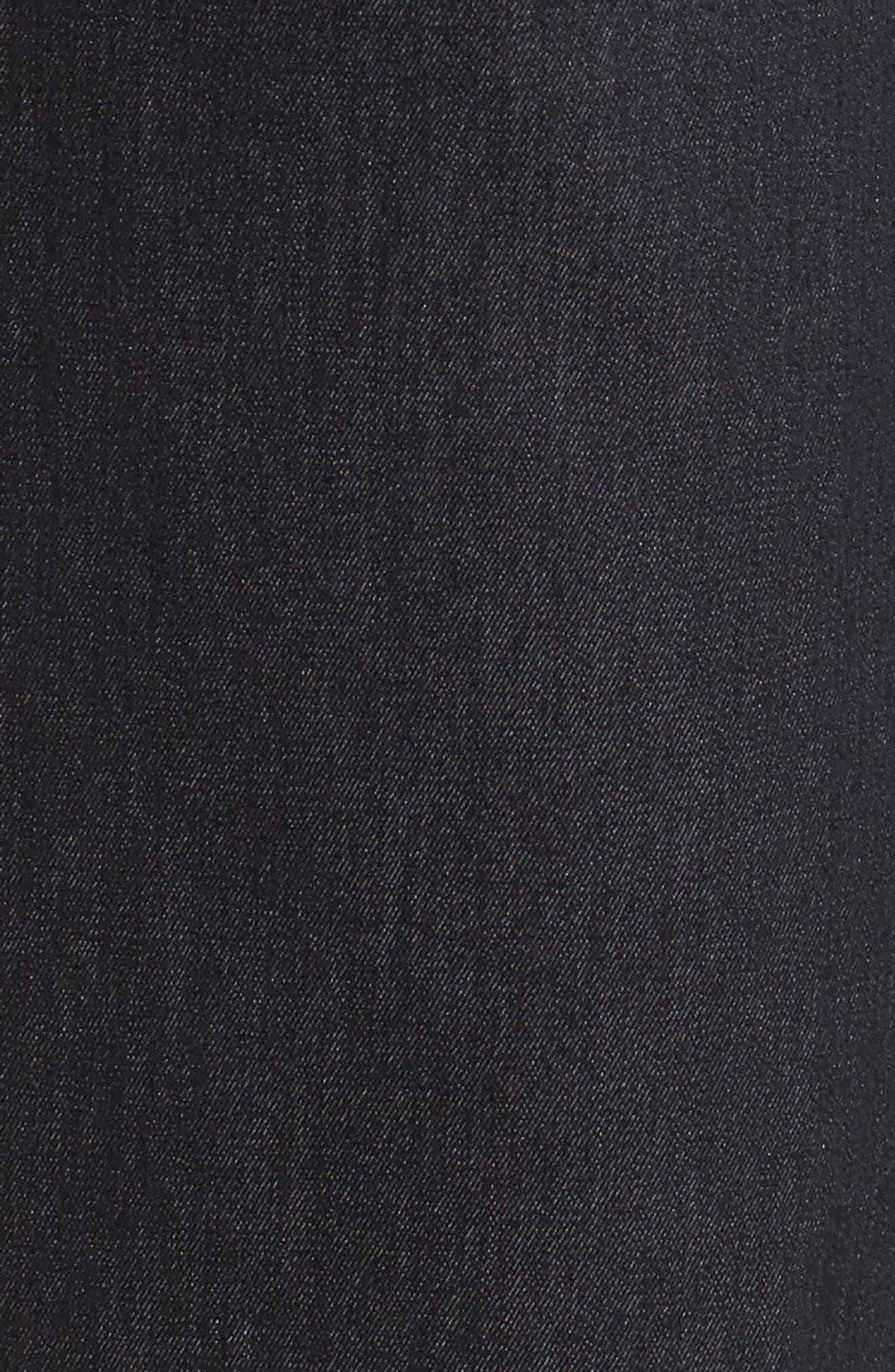 Crop Stretch Cotton Pants,                             Alternate thumbnail 101, color,