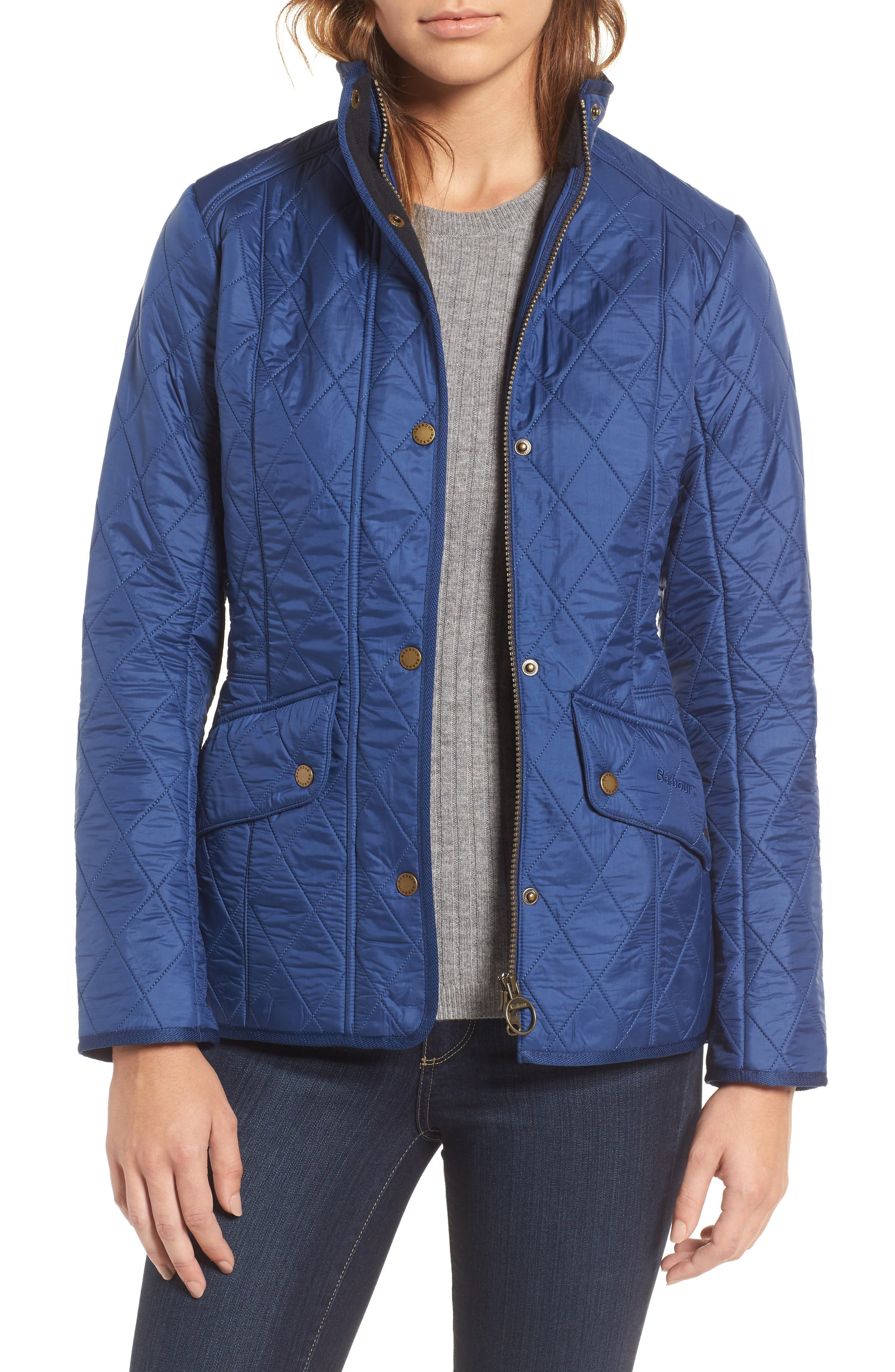 'Cavalry' Quilted Jacket,                             Main thumbnail 11, color,