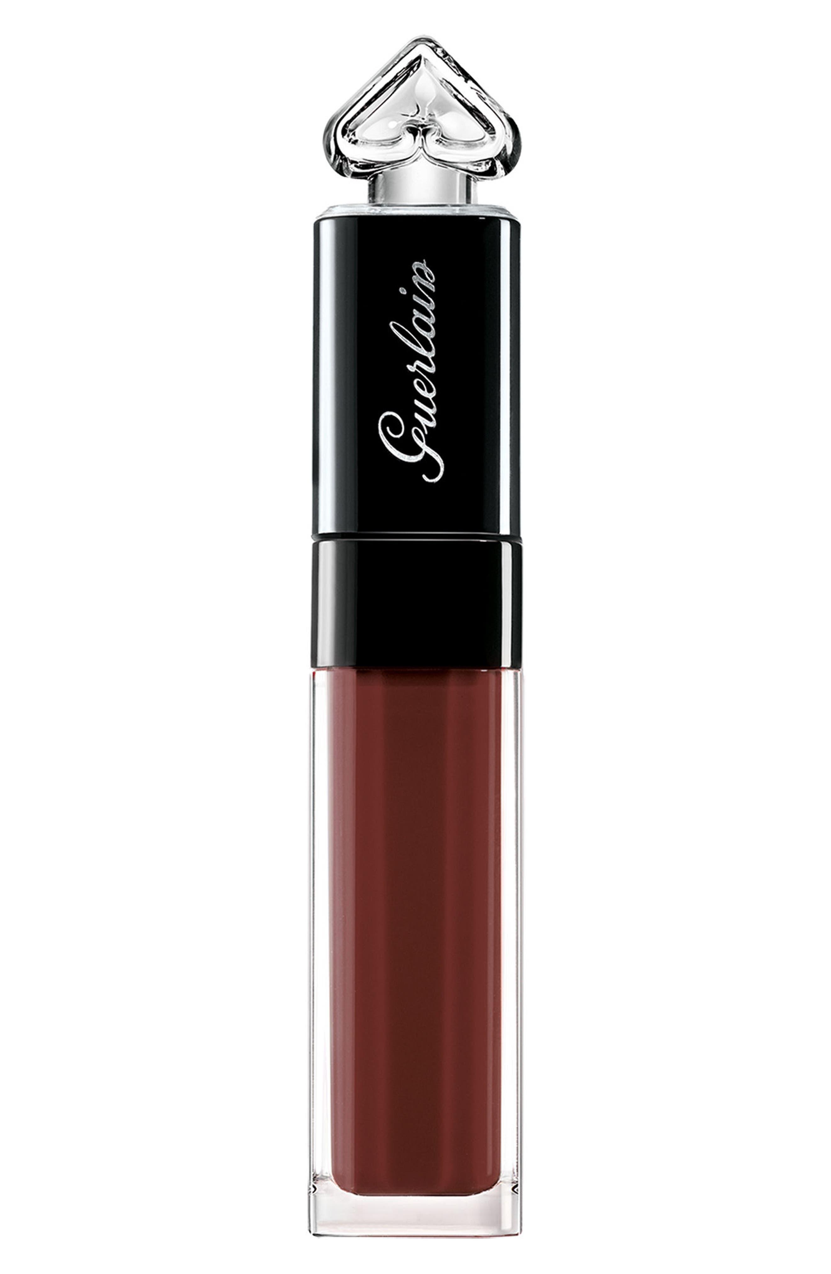 La Petite Robe Noire Lip ColourInk Liquid Lipstick,                         Main,                         color, L102 AMBITIOUS