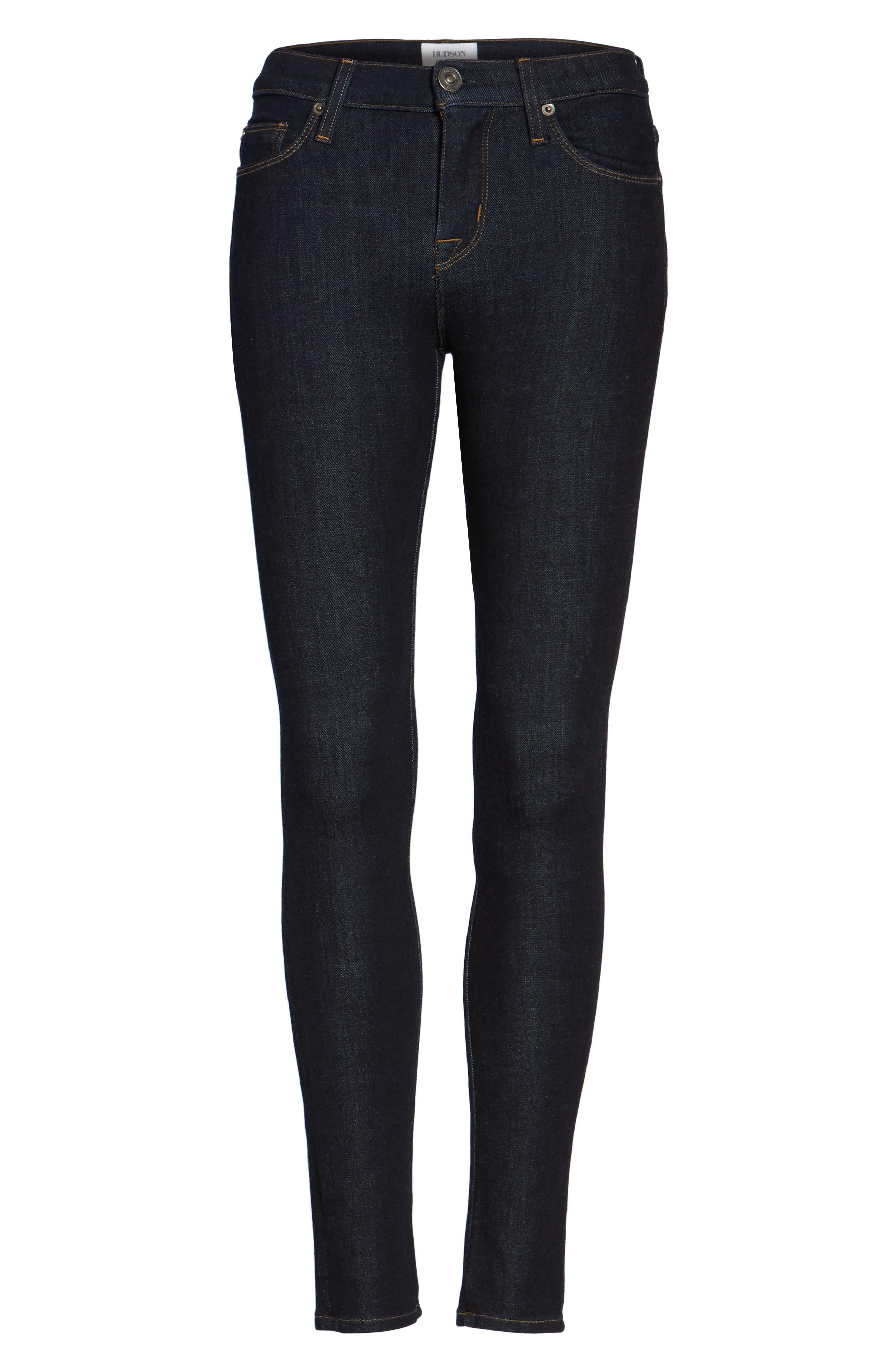 Nico Super Skinny Jeans,                             Alternate thumbnail 17, color,