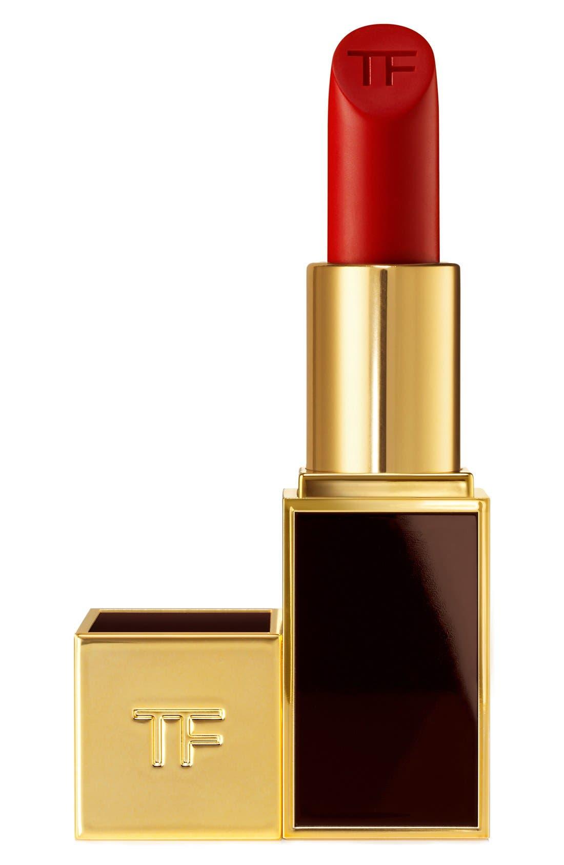 Lip Color Matte,                         Main,                         color, RUBY RUSH