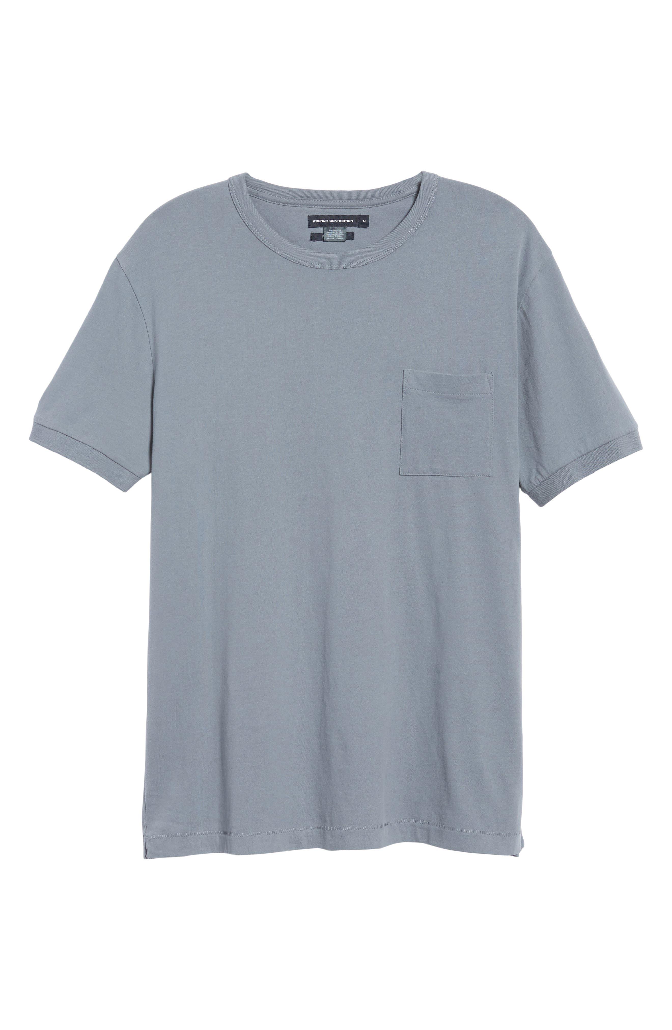 Finish T-Shirt,                             Alternate thumbnail 6, color,                             RAF BLUE