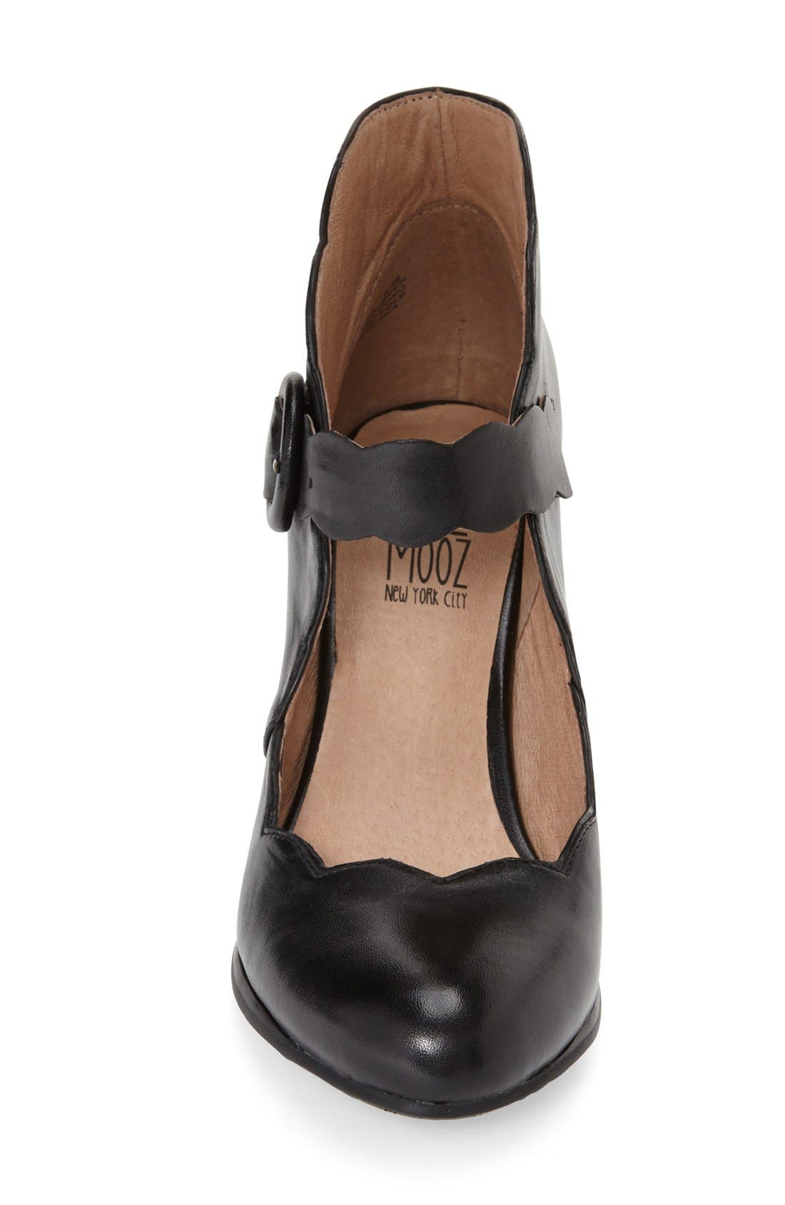 Footwear 'Carissa' Mary Jane Pump,                             Alternate thumbnail 3, color,                             001