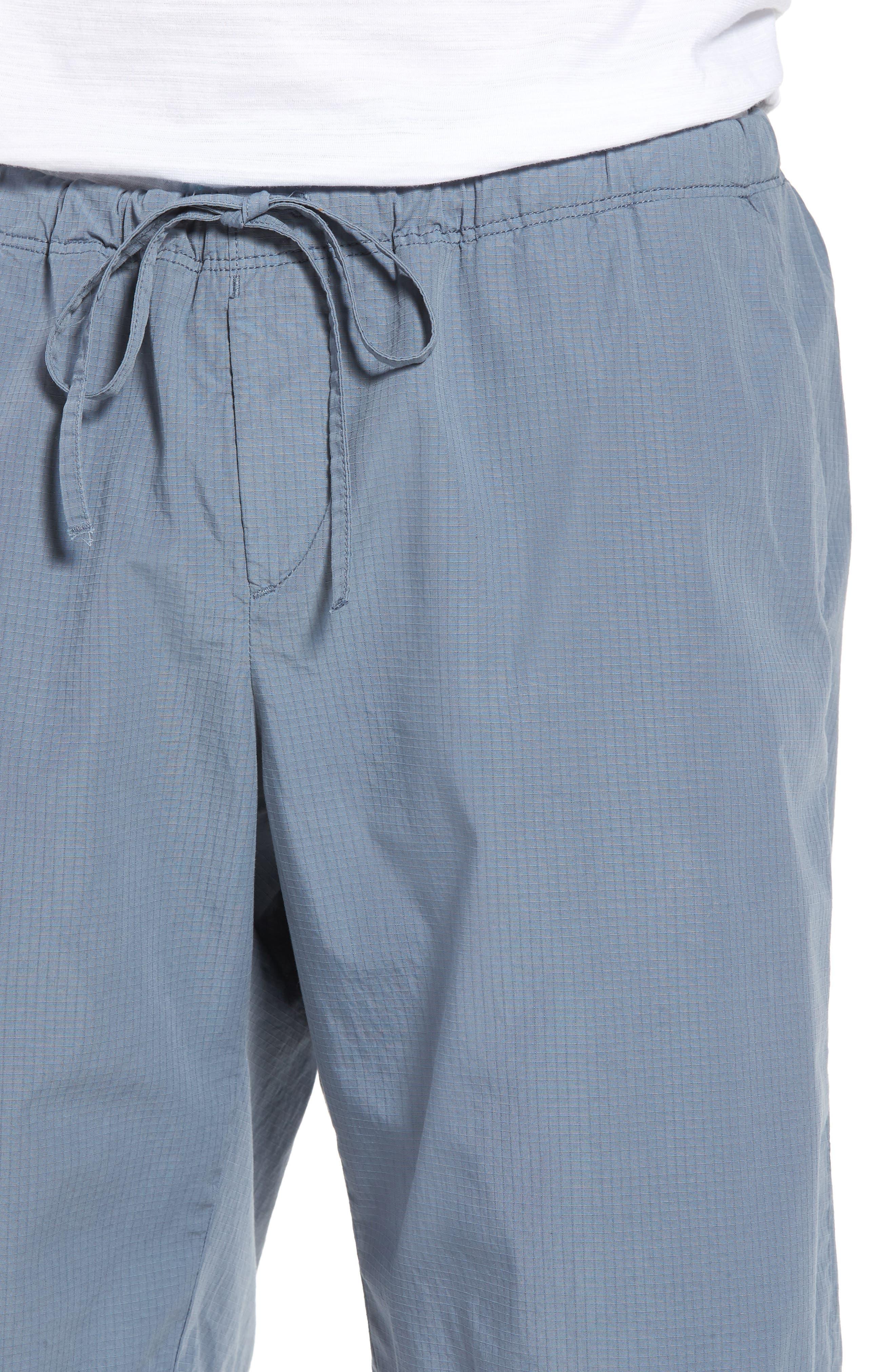 Passeo Cotton Shorts,                             Alternate thumbnail 4, color,                             GREY