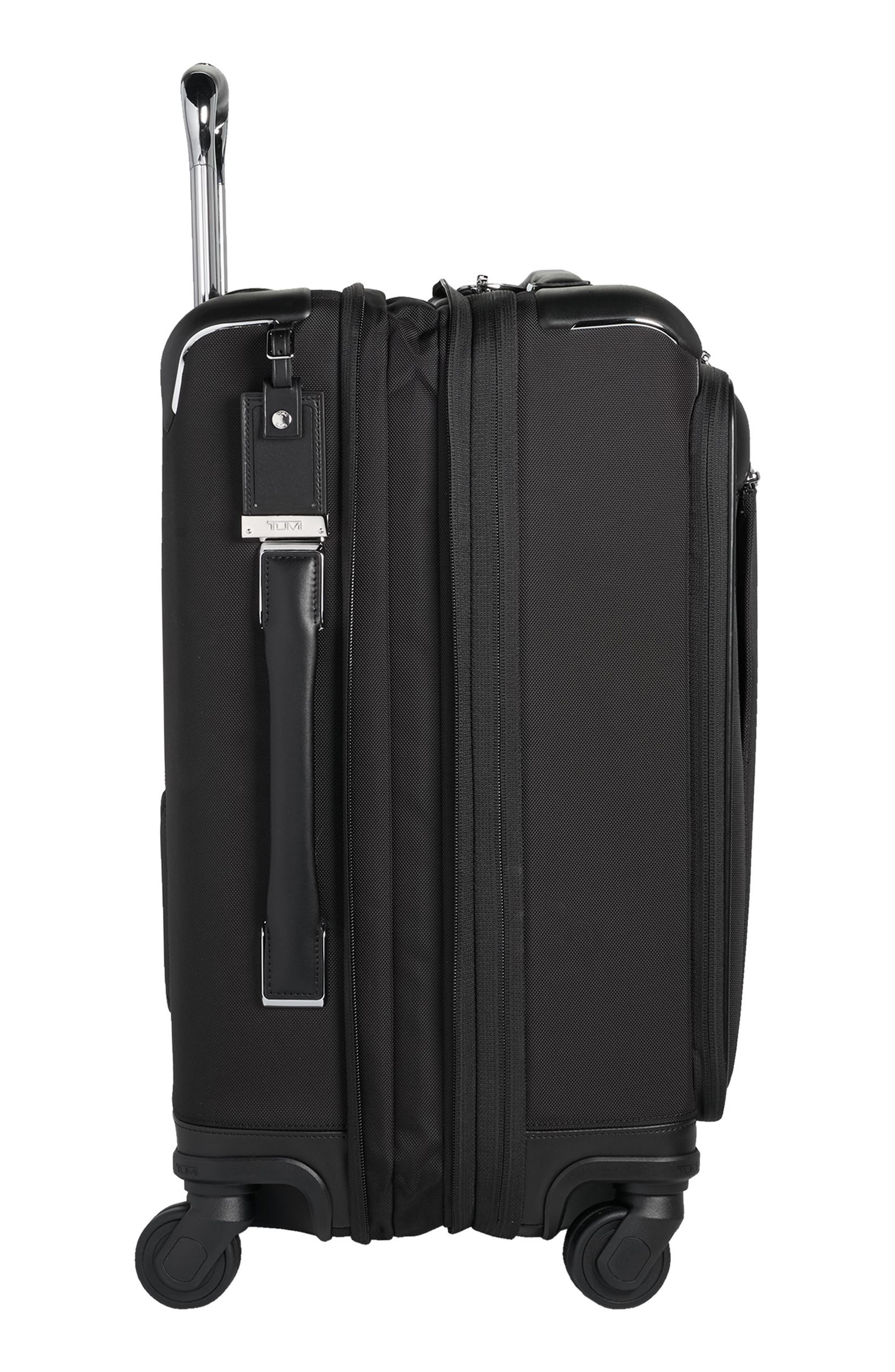 Aberdeen 22-Inch Continental Expandable Carry-On,                             Alternate thumbnail 3, color,                             001