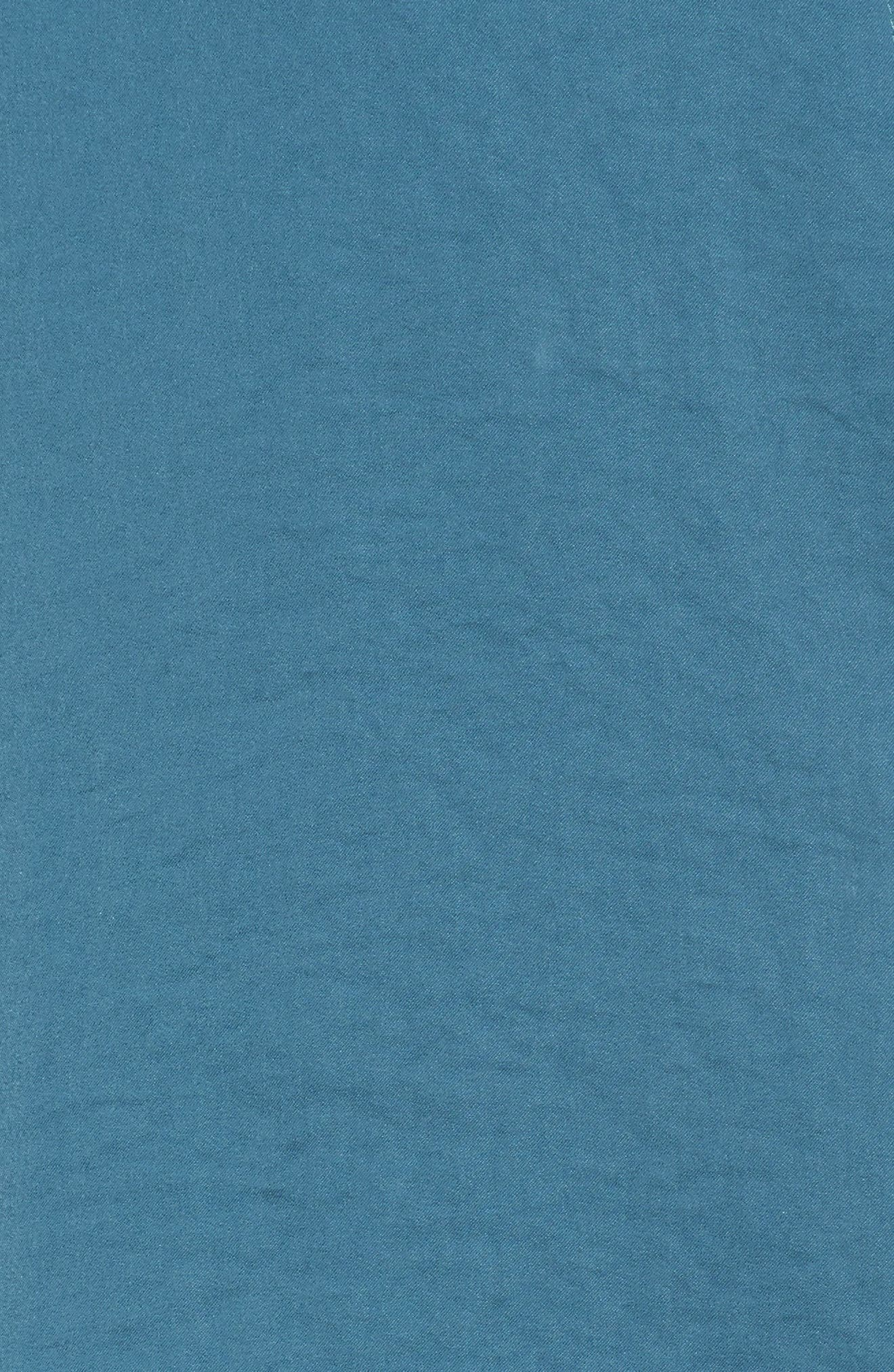 Satin Pajamas,                             Alternate thumbnail 5, color,                             450
