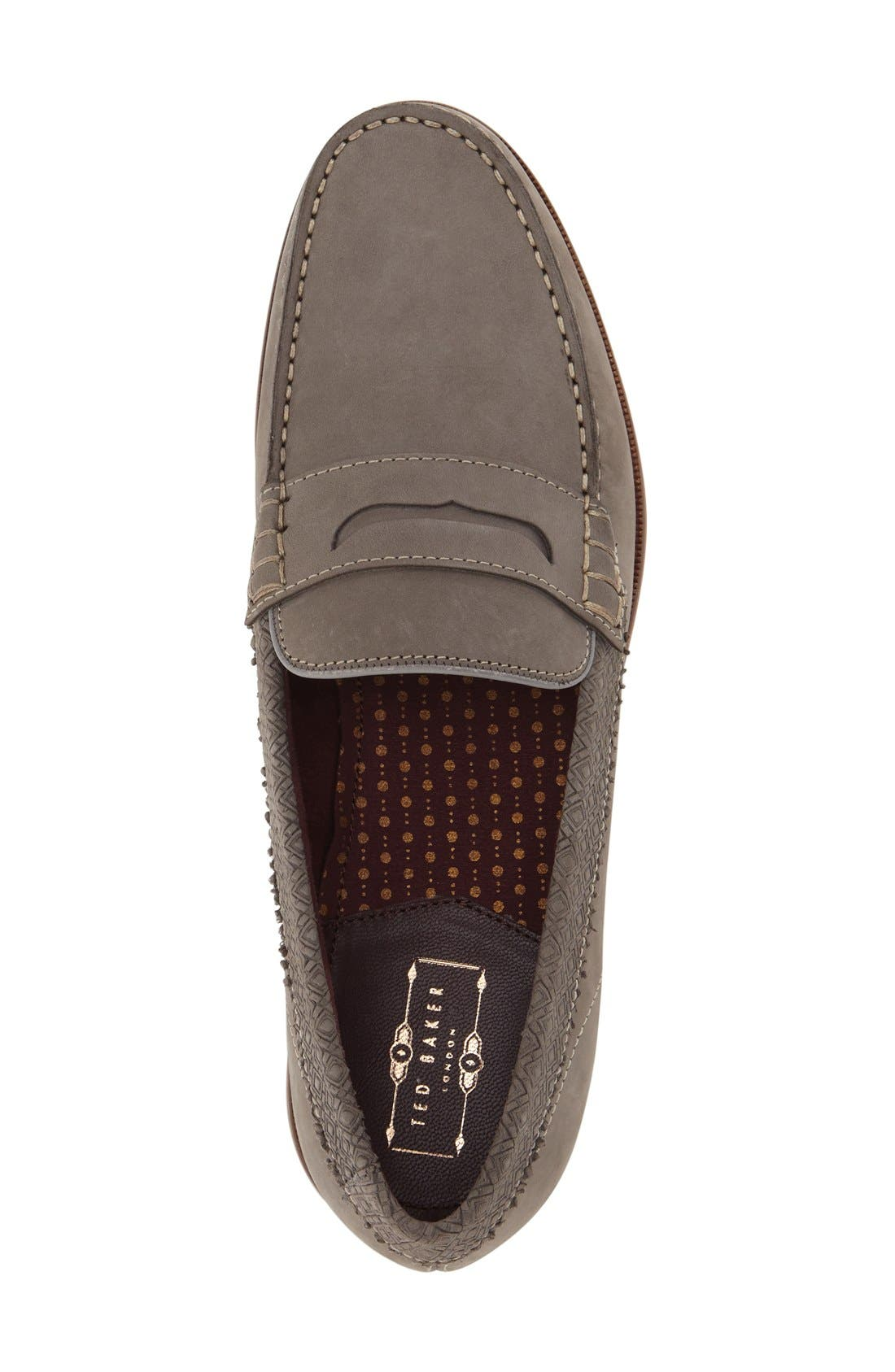 'Miicke 2' Penny Loafer,                             Alternate thumbnail 2, color,                             055