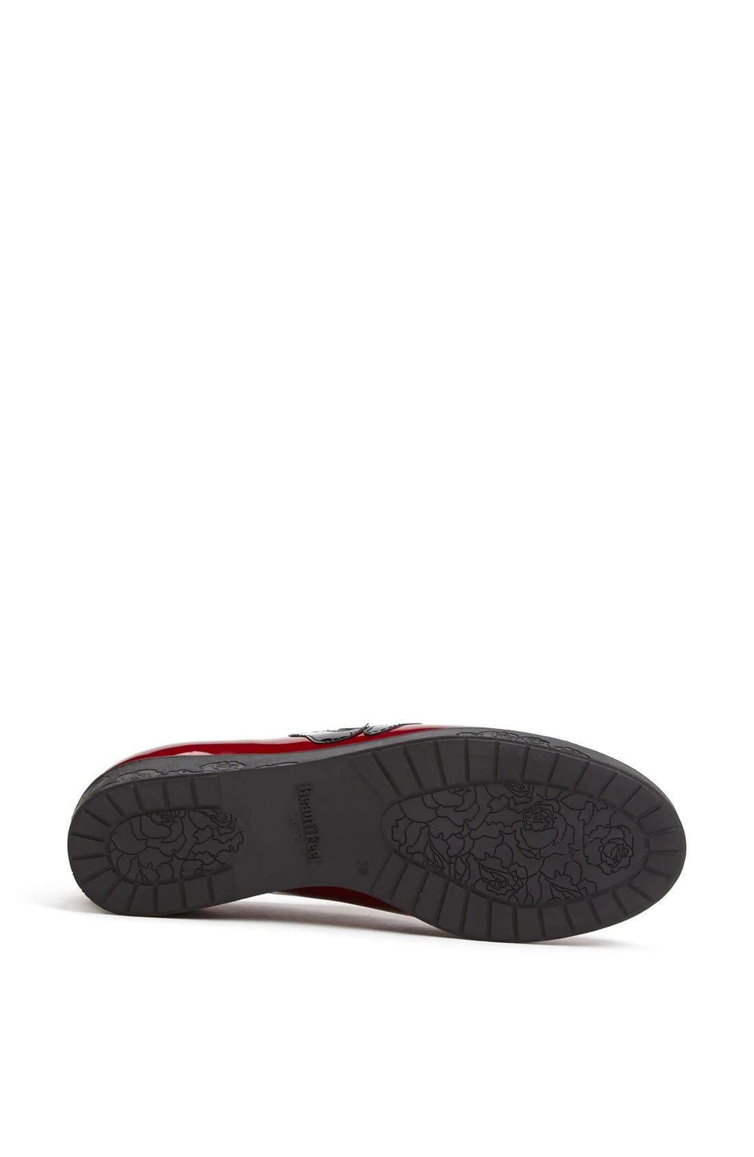 'Aria' Sneaker,                             Alternate thumbnail 4, color,