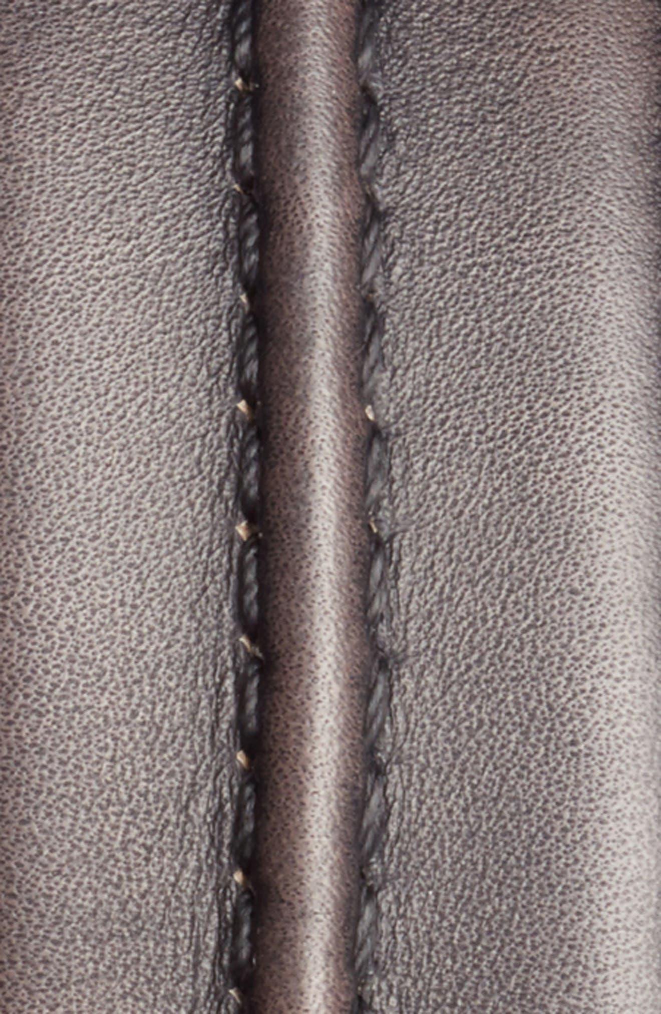Naxos Leather Belt,                             Alternate thumbnail 2, color,                             008