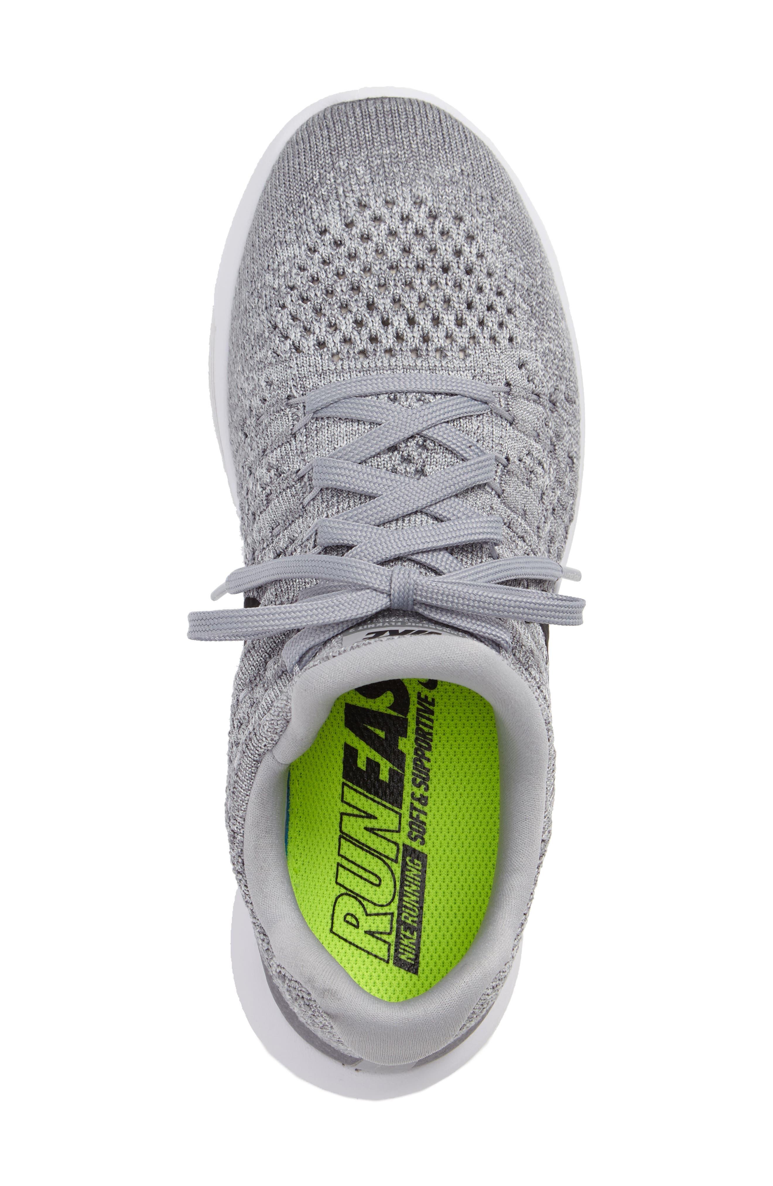 LunarEpic Low Flyknit 2 Running Shoe,                             Alternate thumbnail 49, color,