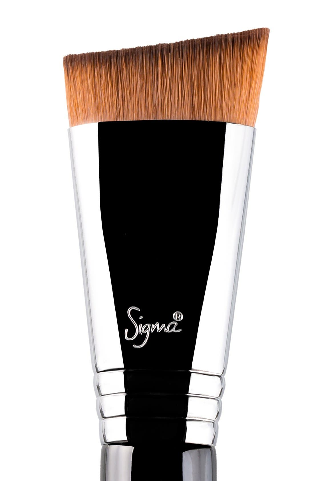 SIGMA BEAUTY,                             F56 Accentuate Highlighter<sup>™</sup> Brush,                             Alternate thumbnail 2, color,                             NO COLOR