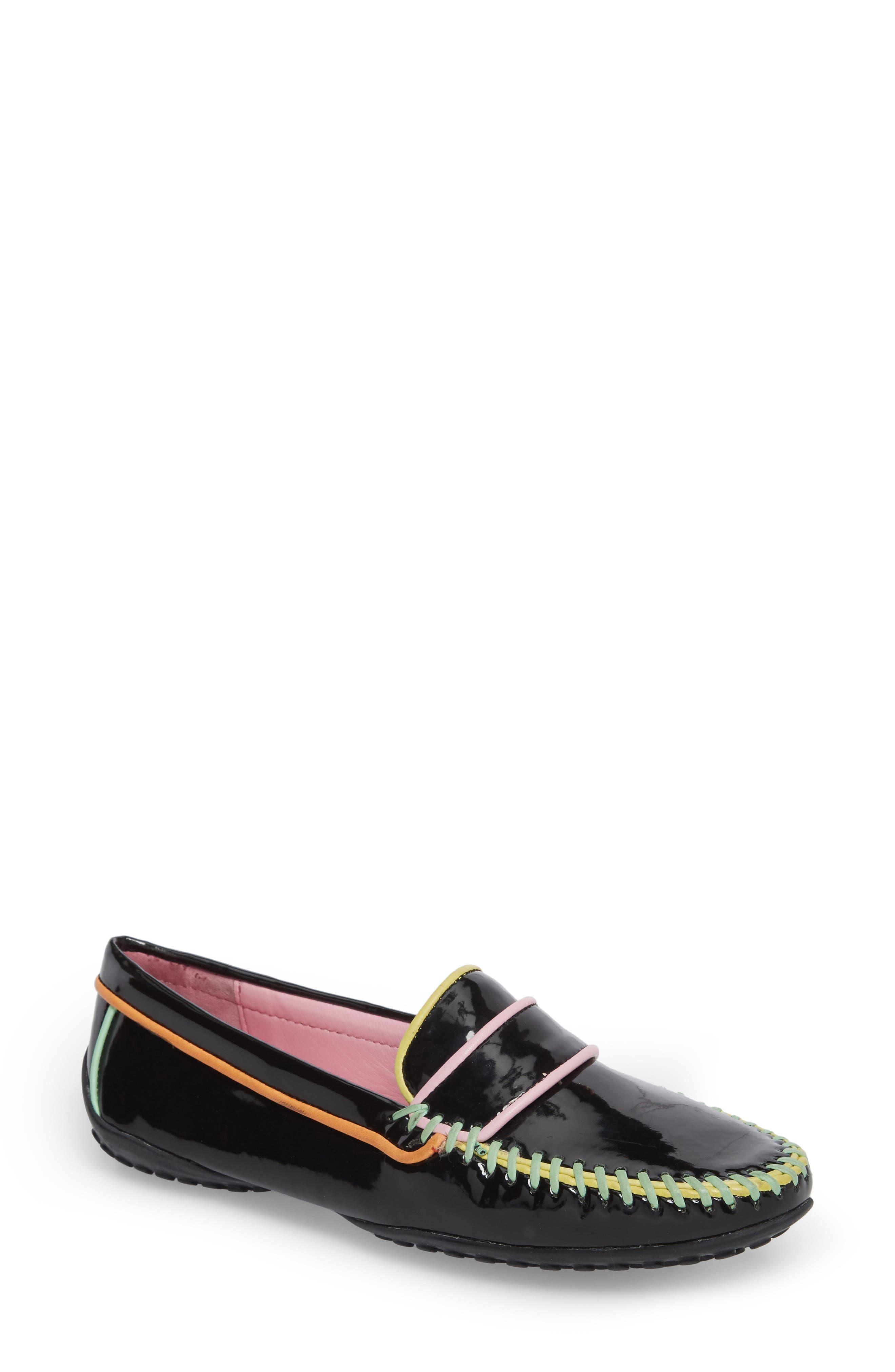 Moccasin Loafer,                         Main,                         color, 003