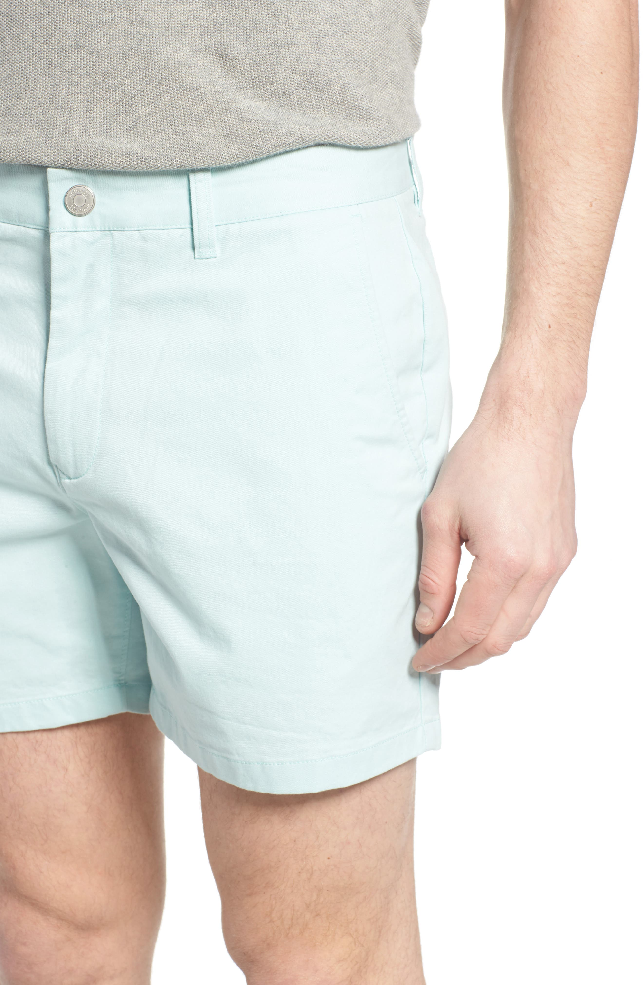 Stretch Washed Chino 5-Inch Shorts,                             Alternate thumbnail 109, color,
