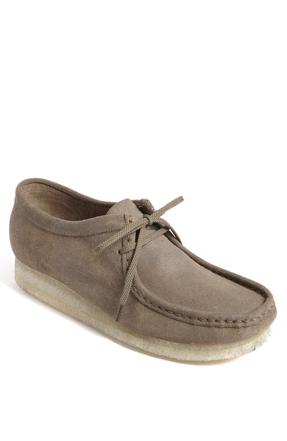 'Wallabee' Moc Toe Derby (Online Only),                             Main thumbnail 8, color,