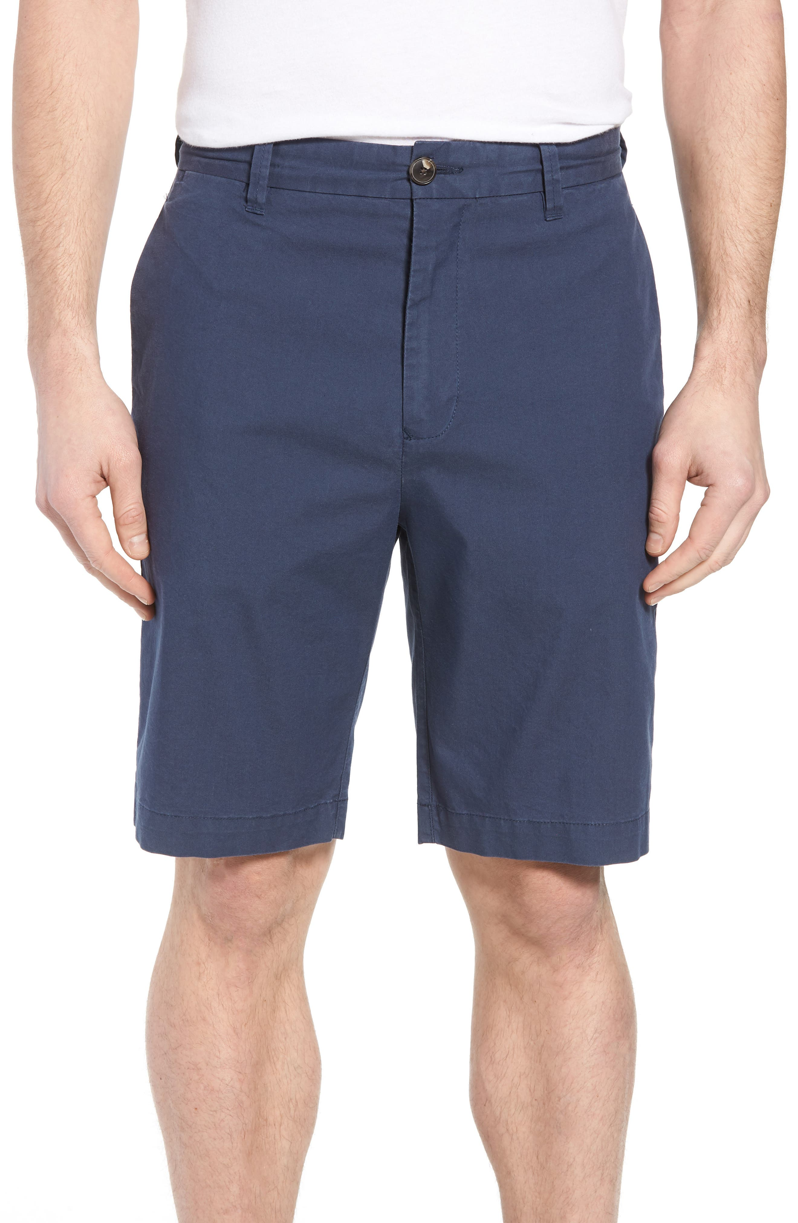 Broadway Regular Fit Chino Shorts,                         Main,                         color, 413