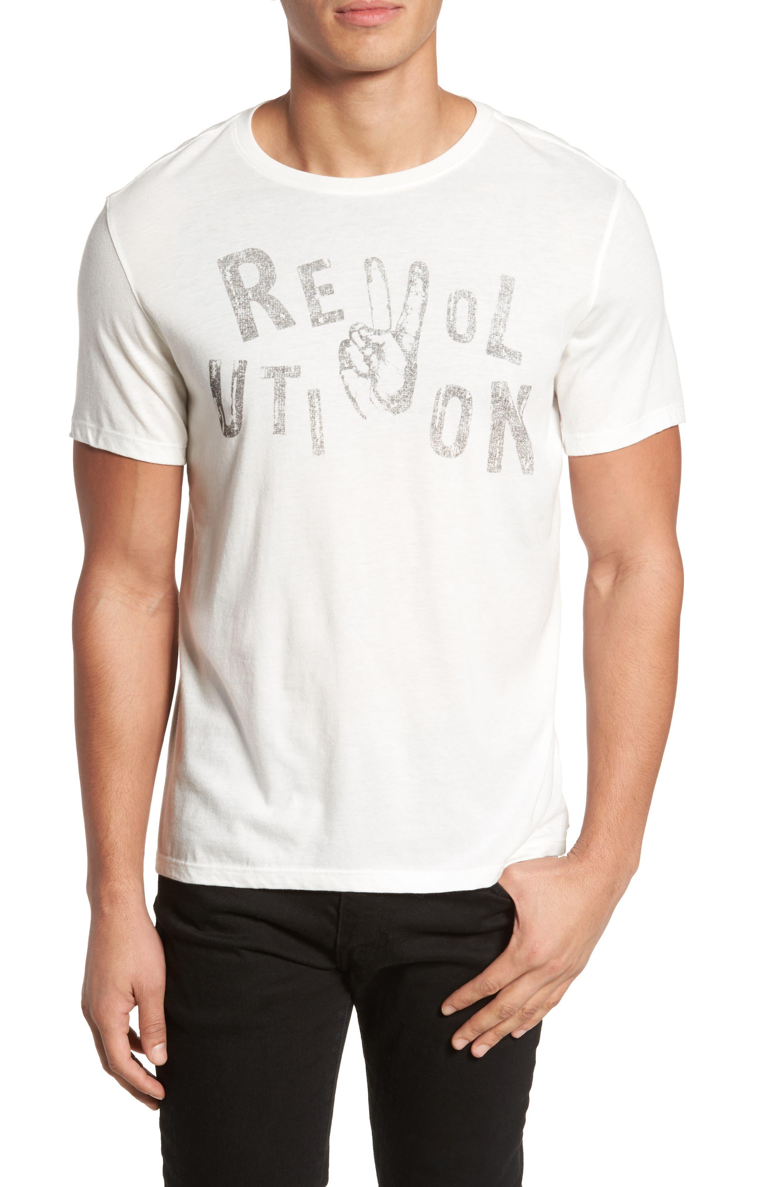 Revolution Graphic T-Shirt,                         Main,                         color, 103